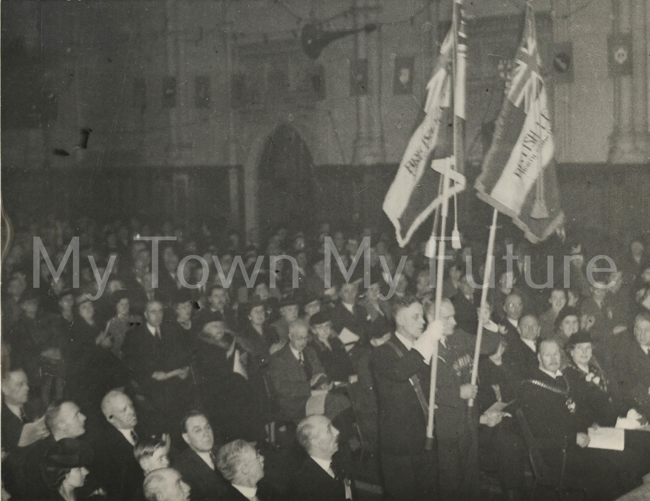 Royal British Legion Festival Of Remembrance 1946