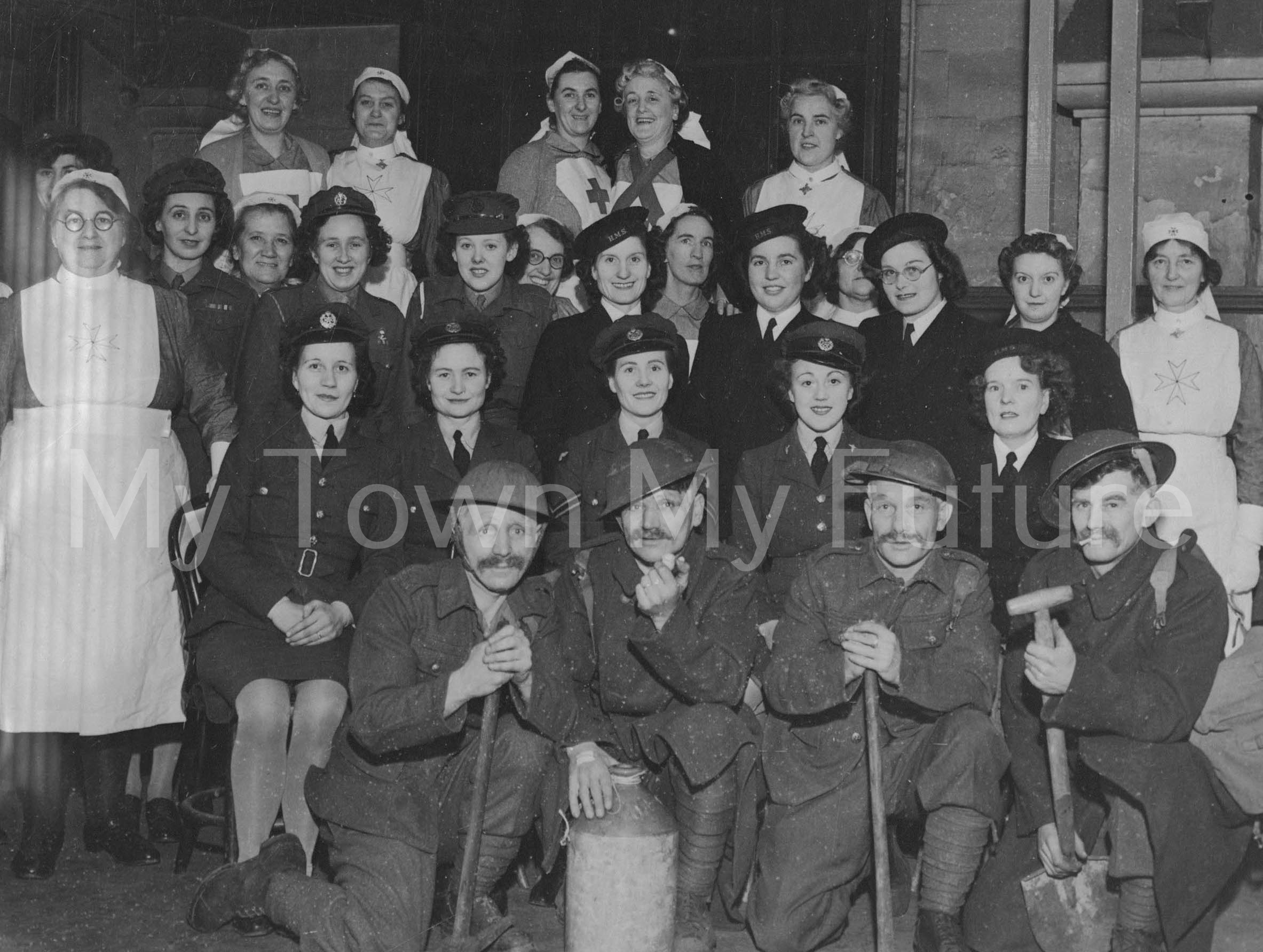 Royal British Legion Festival Of Remembrance 1947