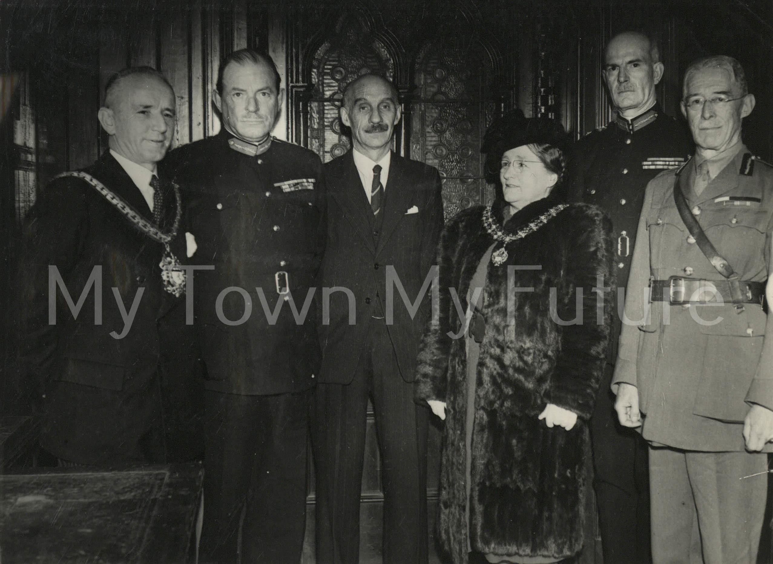Royal British Legion Festival Of Remembrance 1948