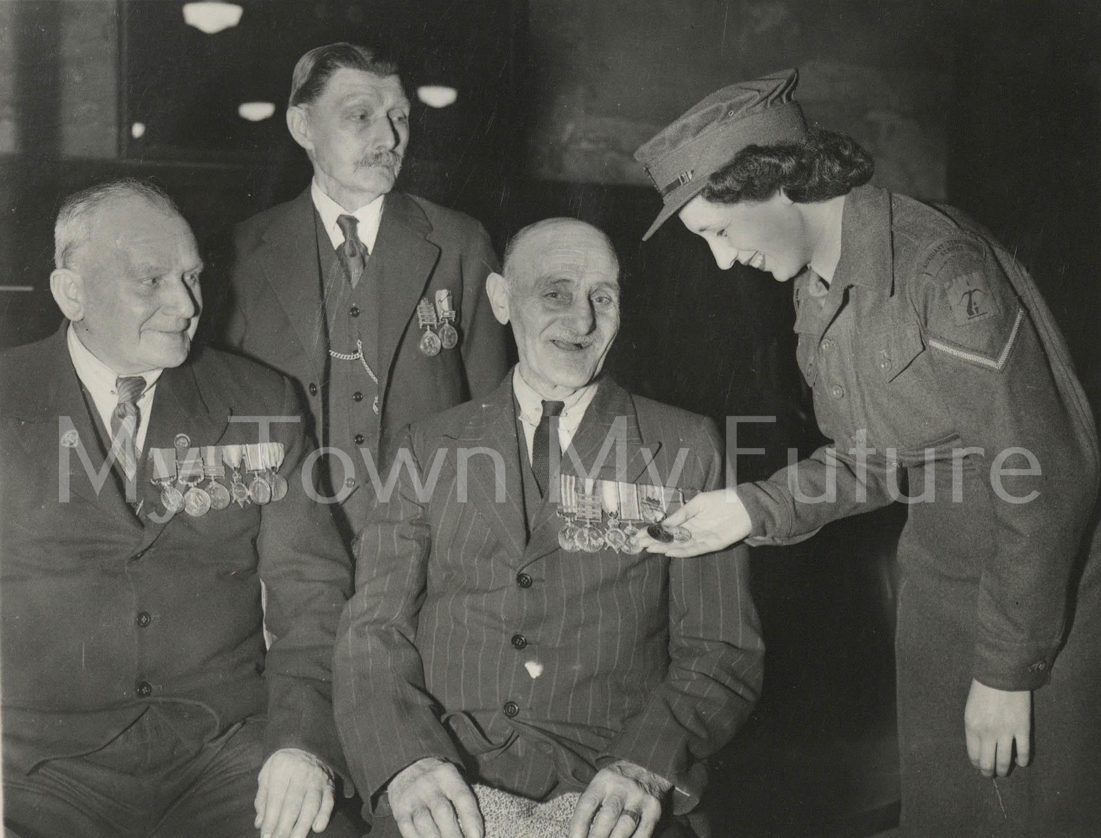 Royal British Legion Festival Of Remembrance 13th November 1949