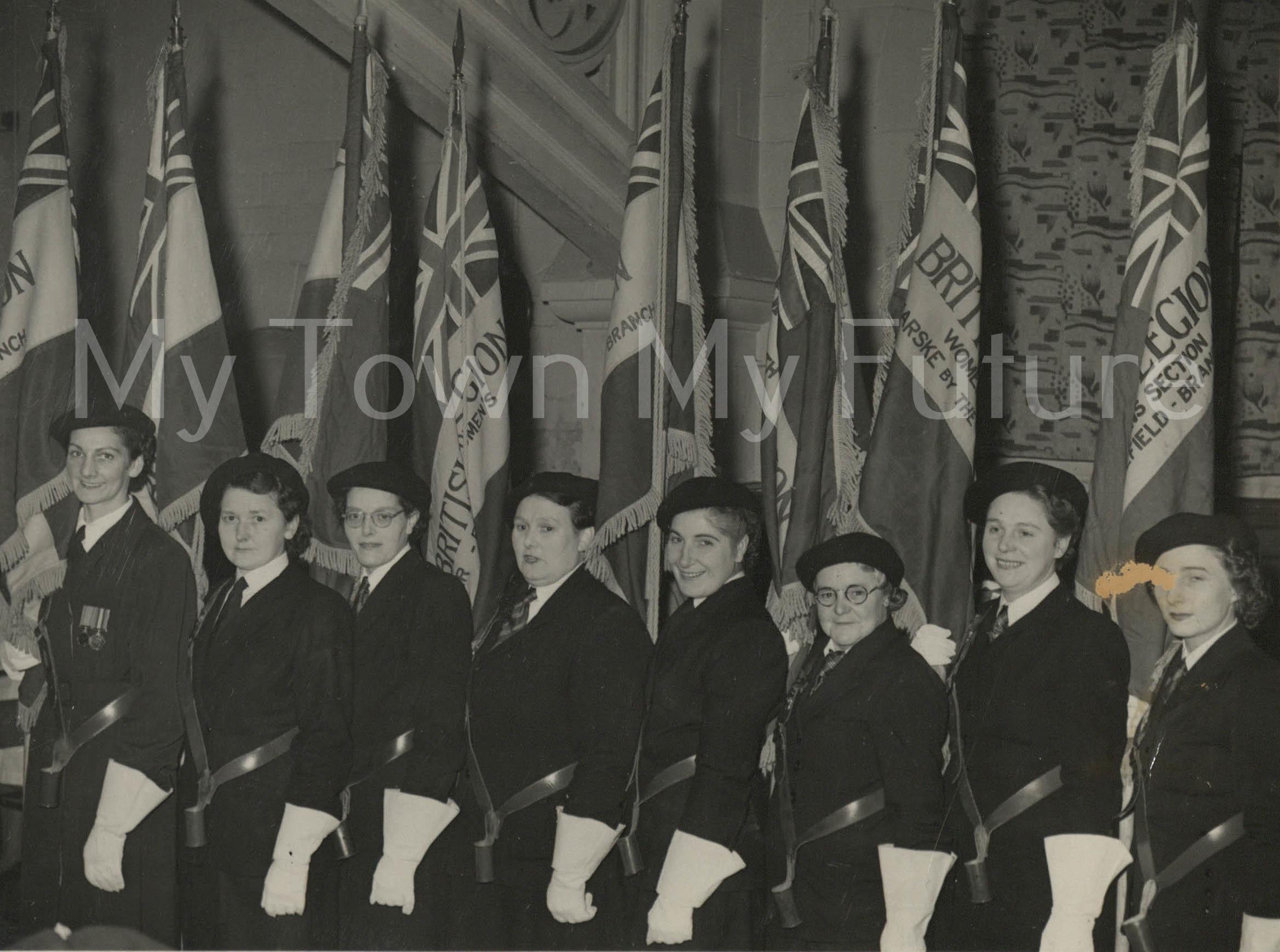 Royal British Legion Festival Of Remembrance 15th November 1953