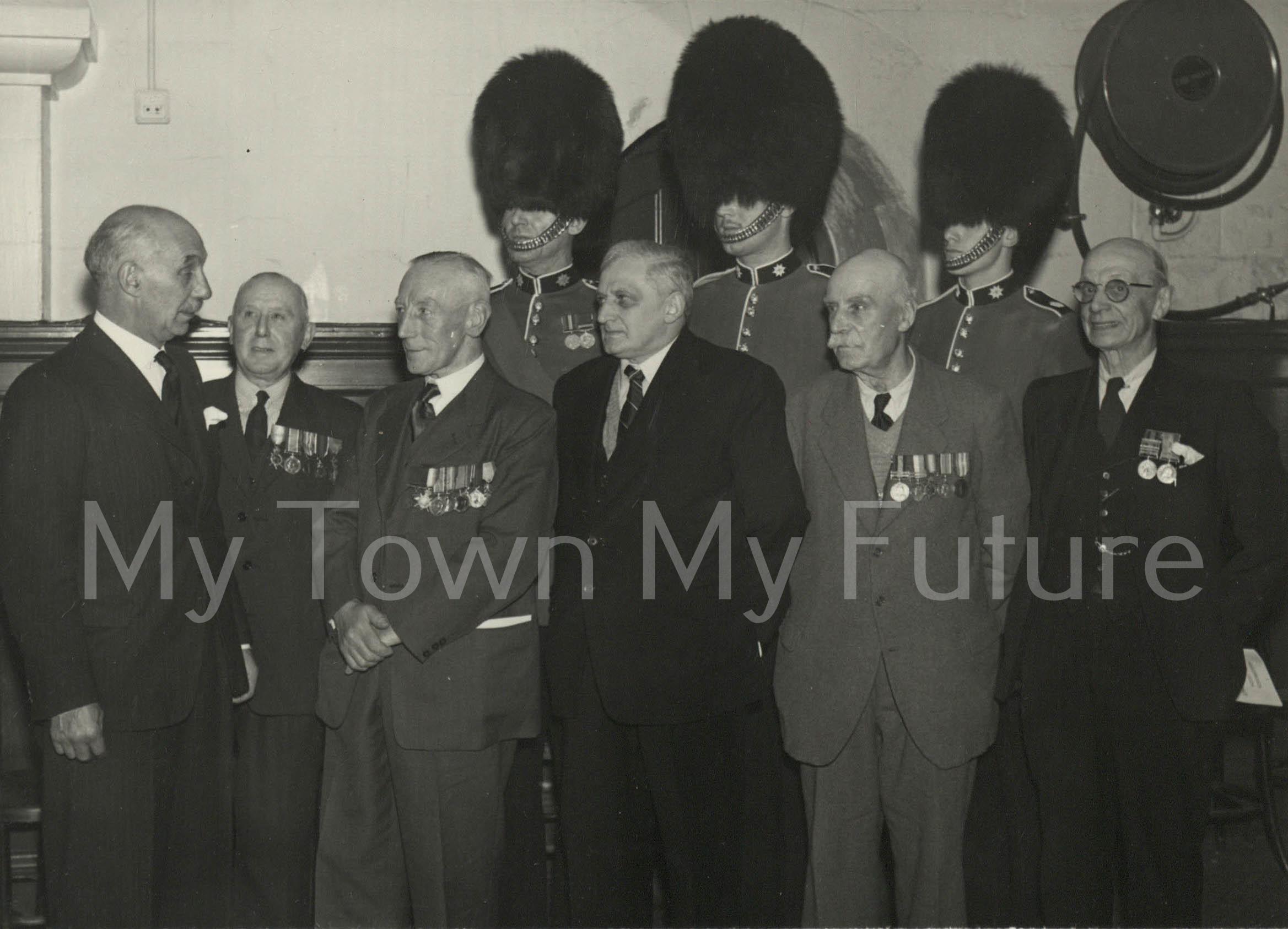 Royal British Legion Festival Of Remembrance November 1955