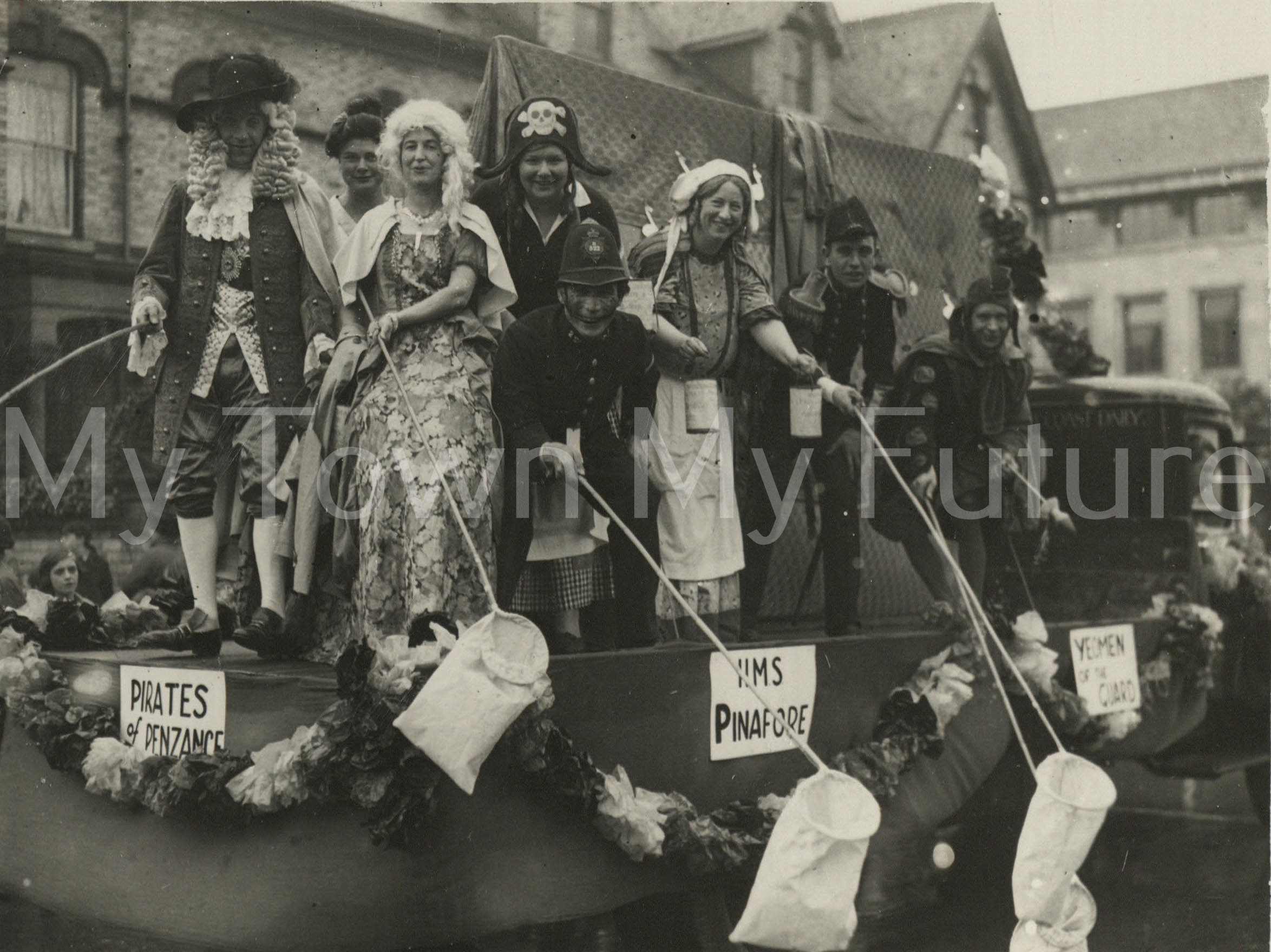 Middlesbrough Deanery Pagent 1937