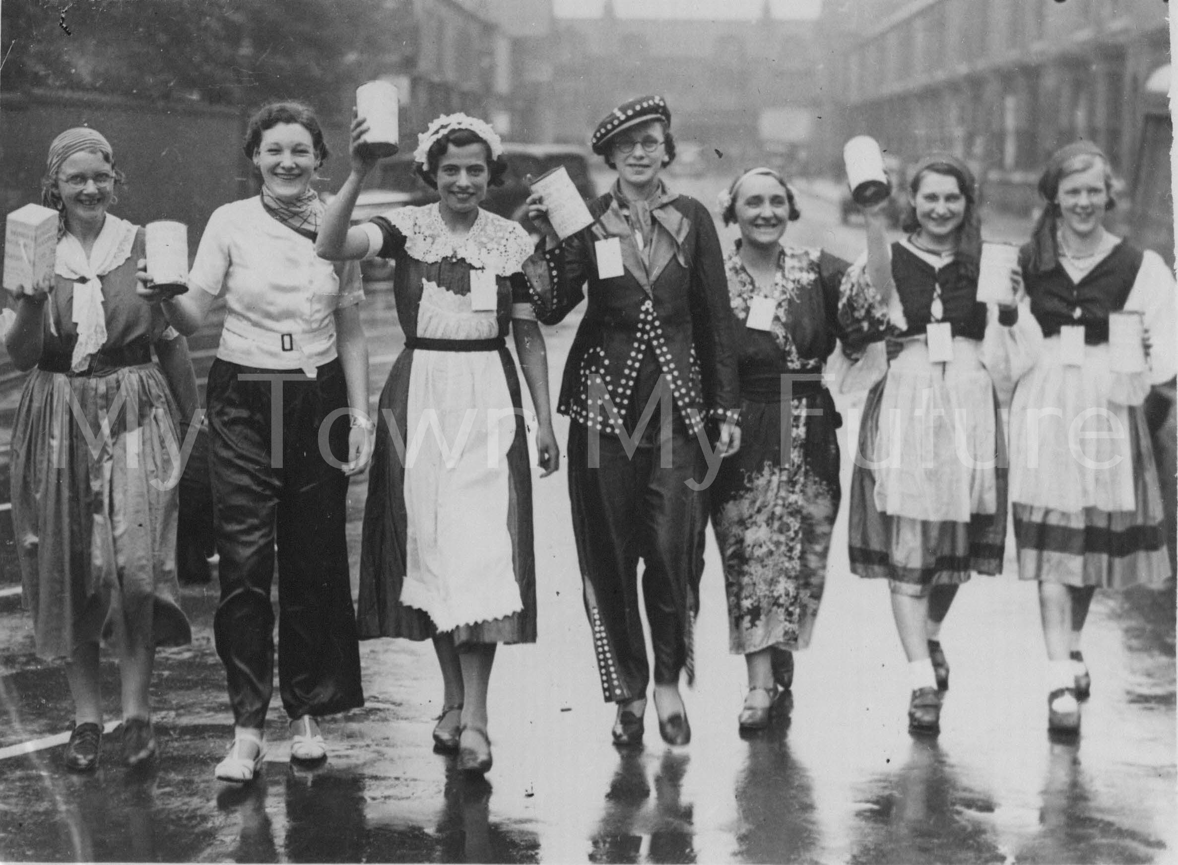 Middlesbrough Deanery Pageant 1937