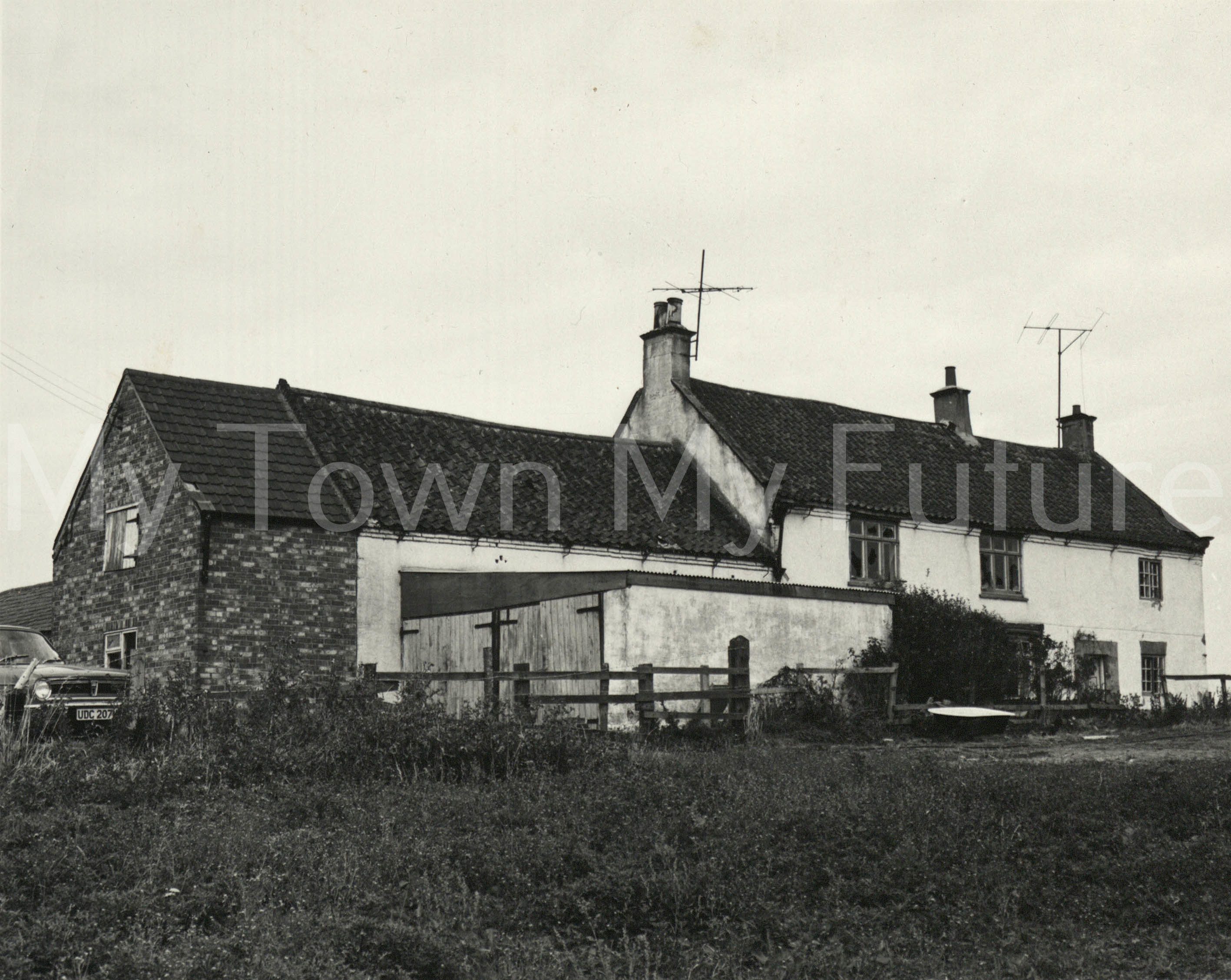 Coulby Newham Farm 22nd September 1975