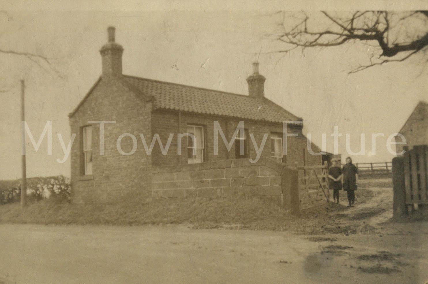 Marton Moor Farm 1895