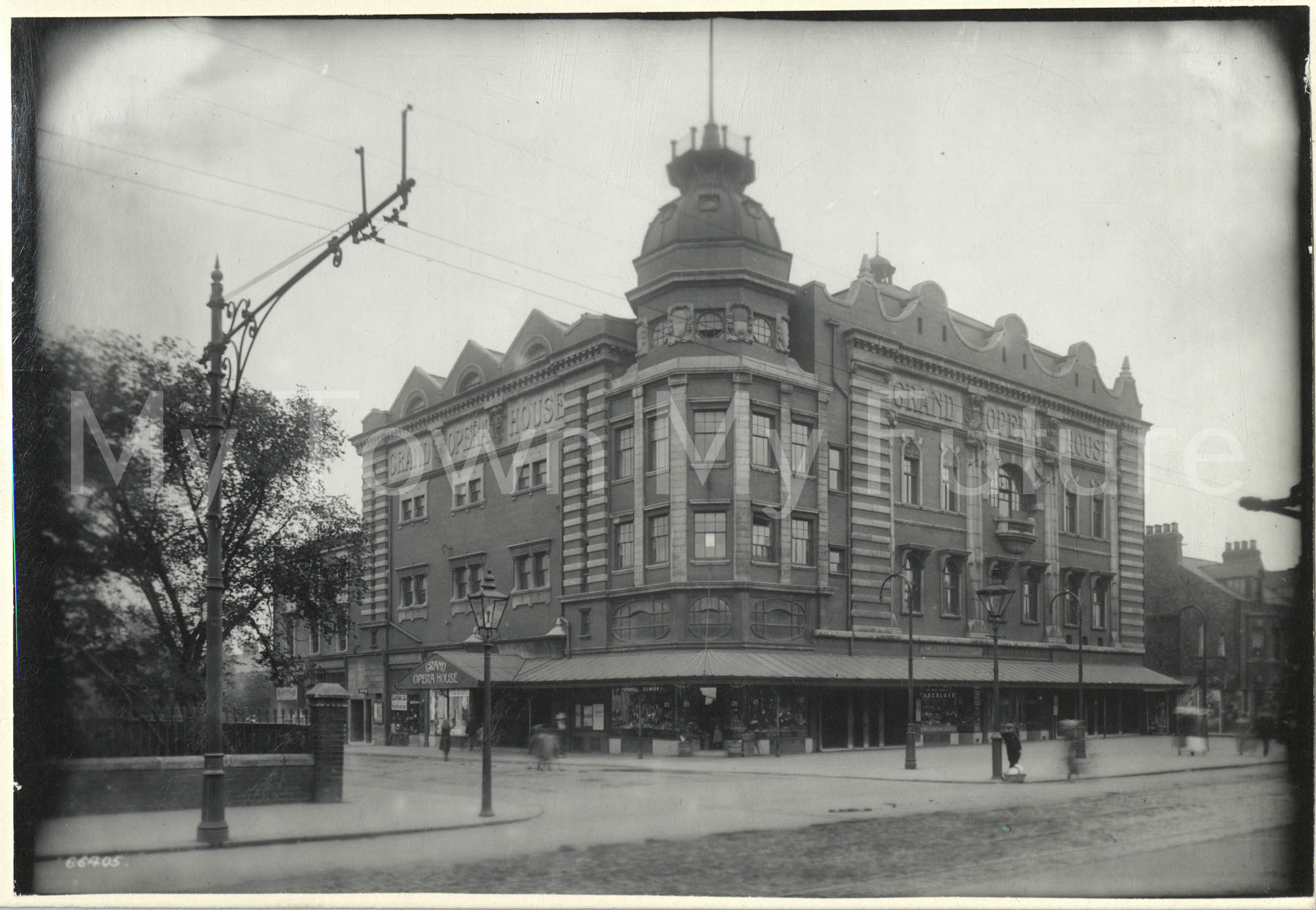 Middlesbrough Grand Opera House 1903
