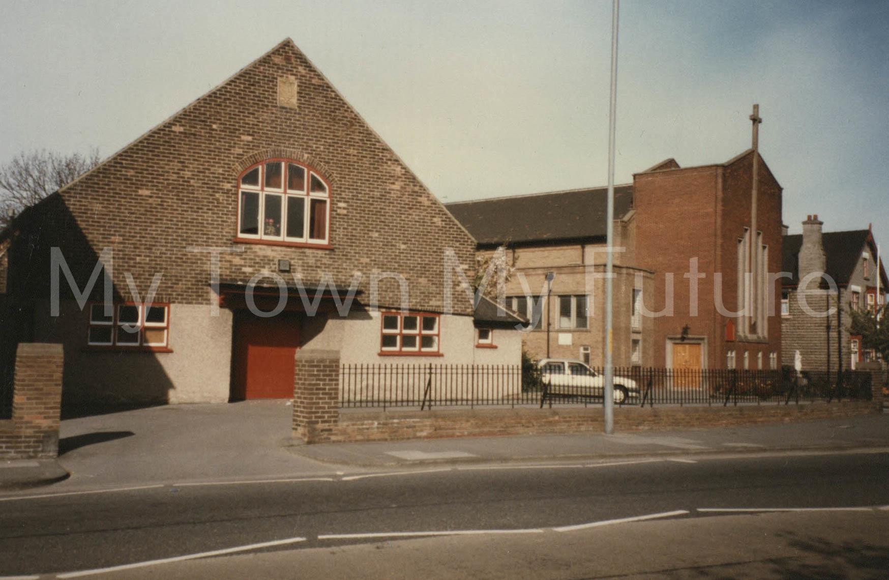 St Alphonsus Church 1996