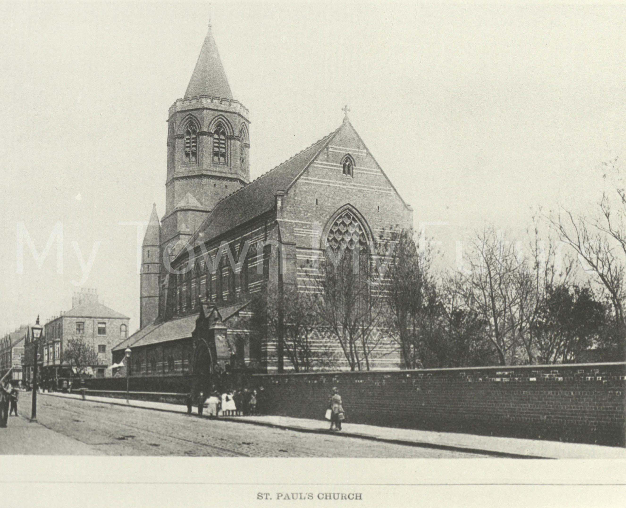 St Paul's Church 1900