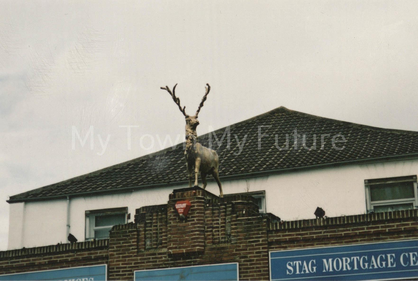 The Stag Linthorpe Village, 2001, Paul Stephenson