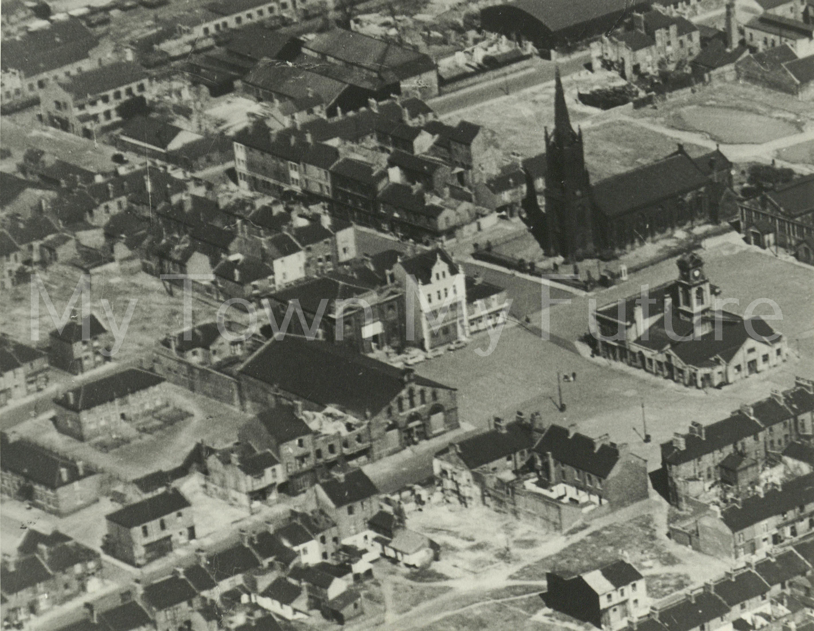 Middlesbrough St Hildas, 1959, Department of Planning - Cleveland County Council