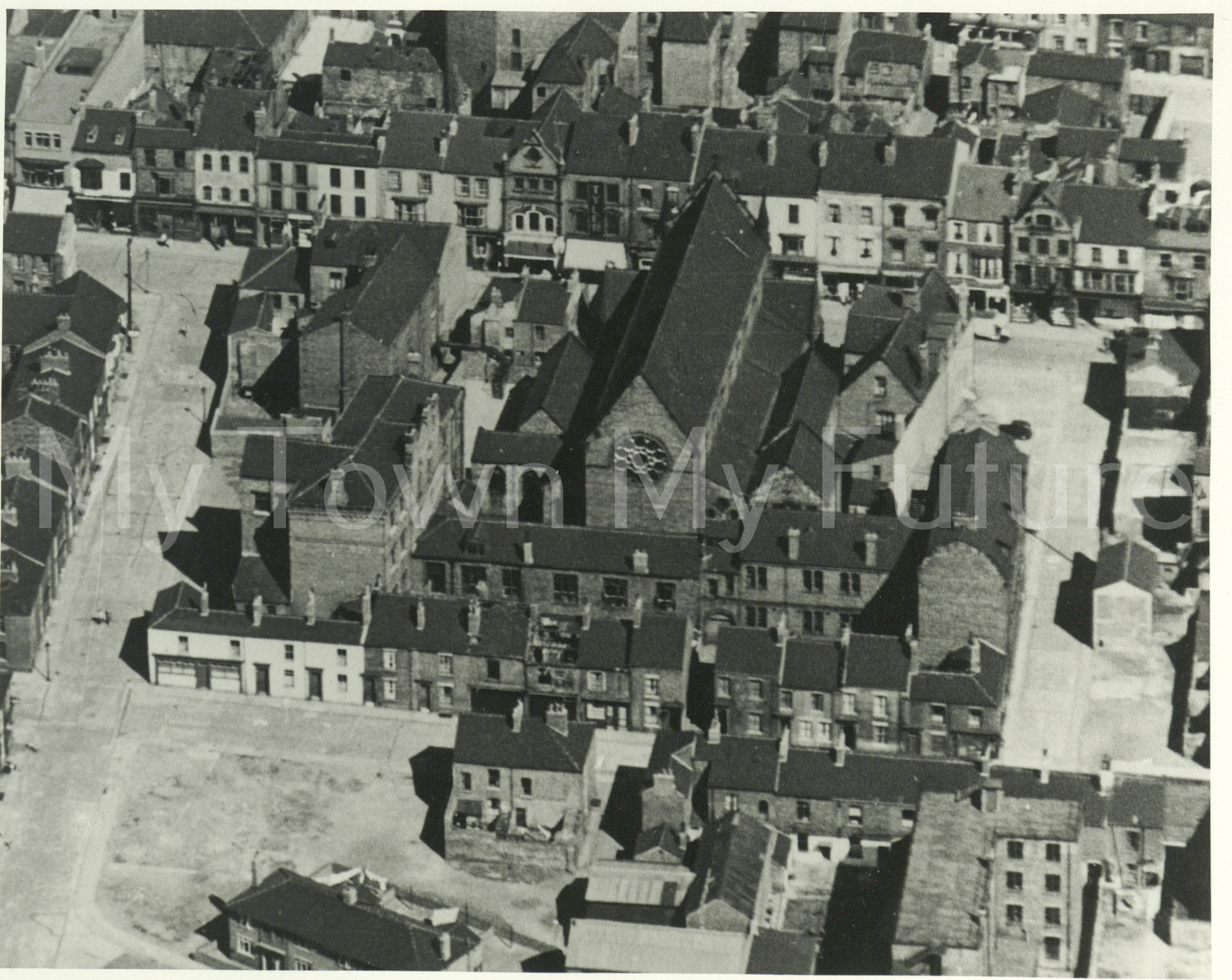 Middlesbrough St Hilda's, 1959, Department of Planning - Cleveland County Council
