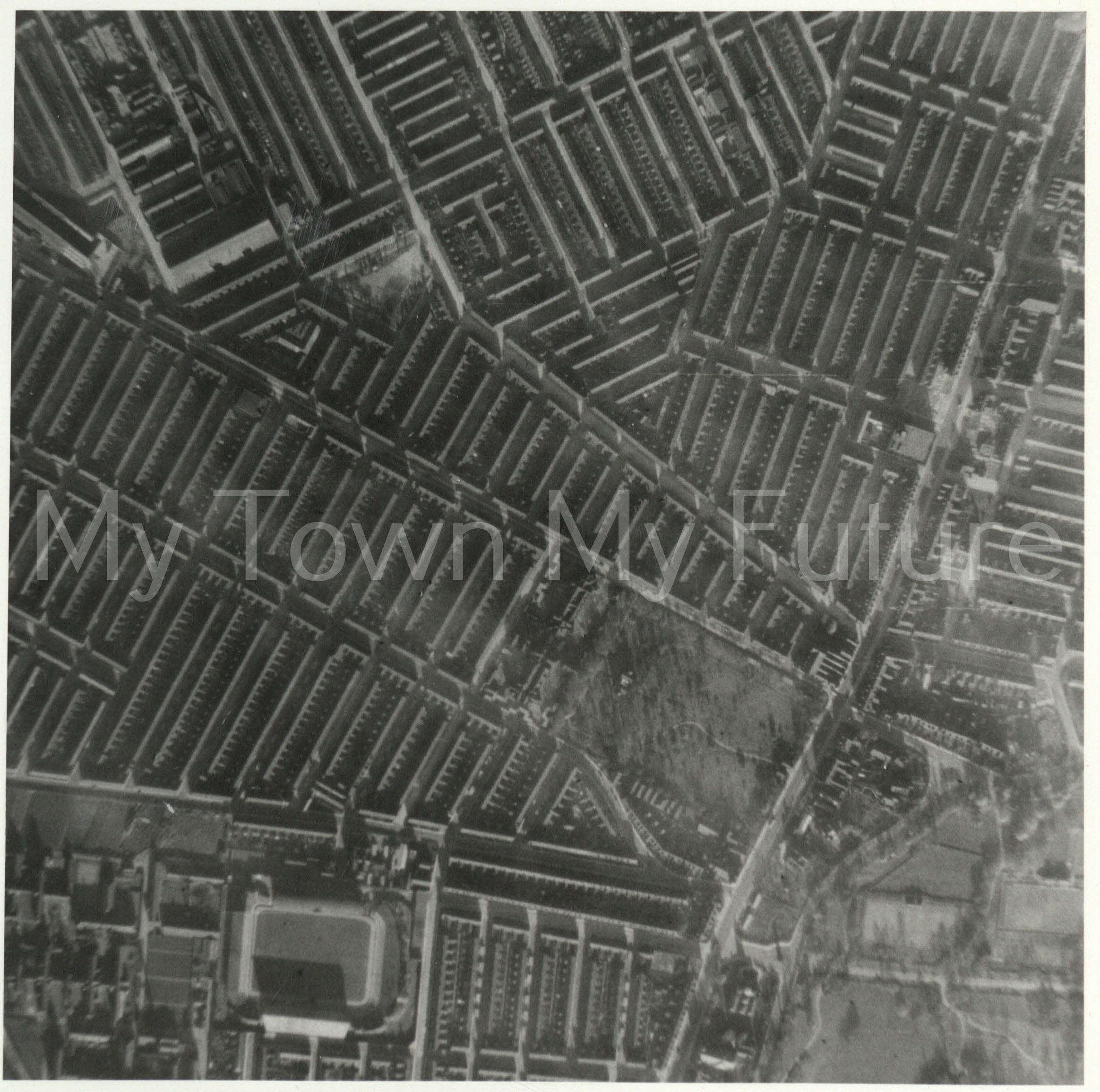 Middlesbrough Football Club & Surrounding Area, 13 November 1946, R.A.F.