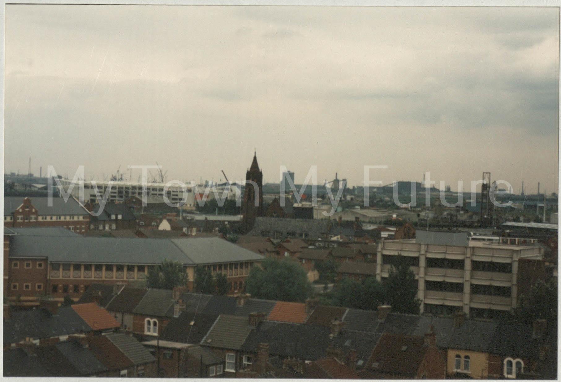 Middlesbrough Town Centre, 1995, Paul Stephenson