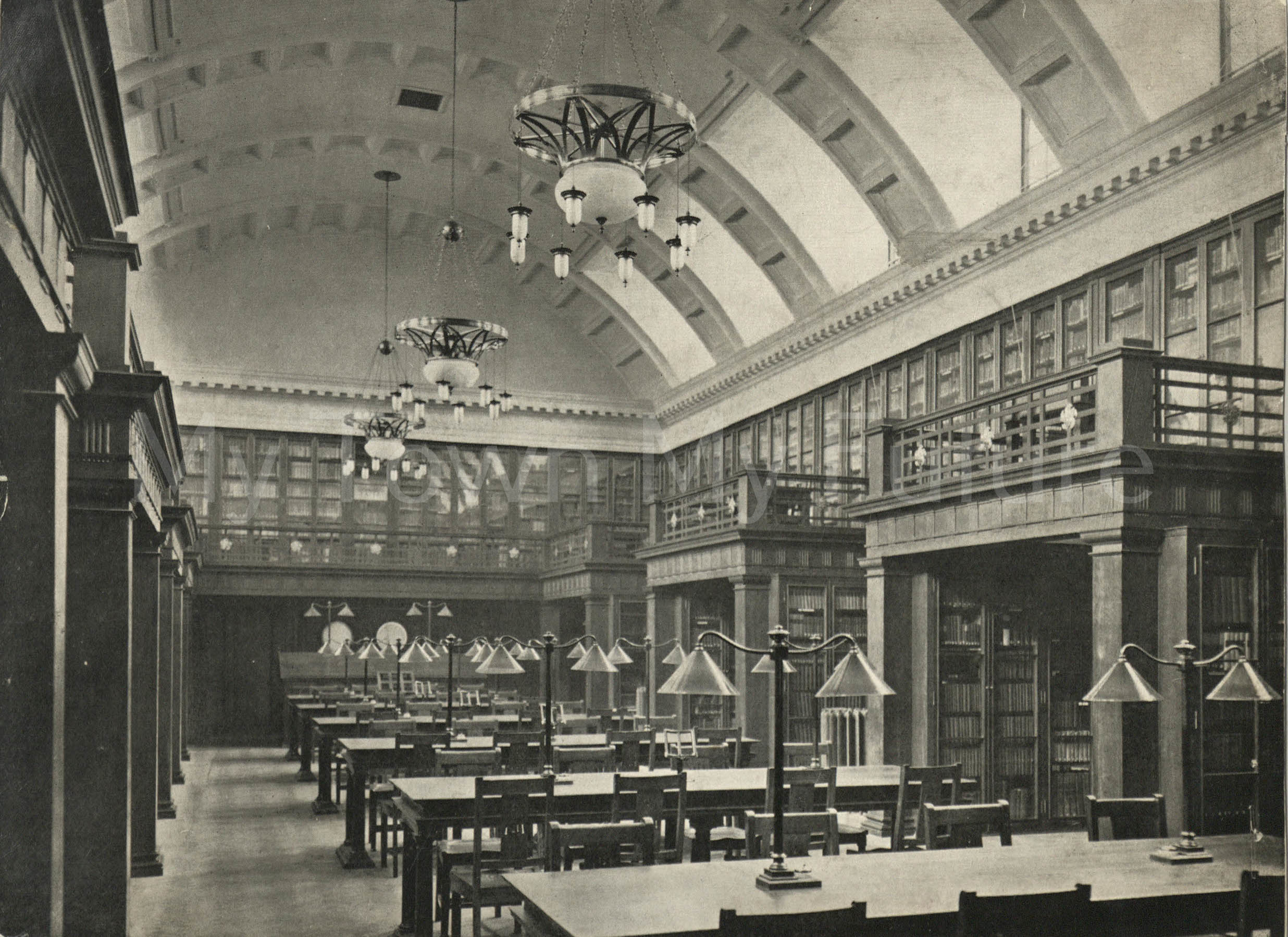Central Library 1912
