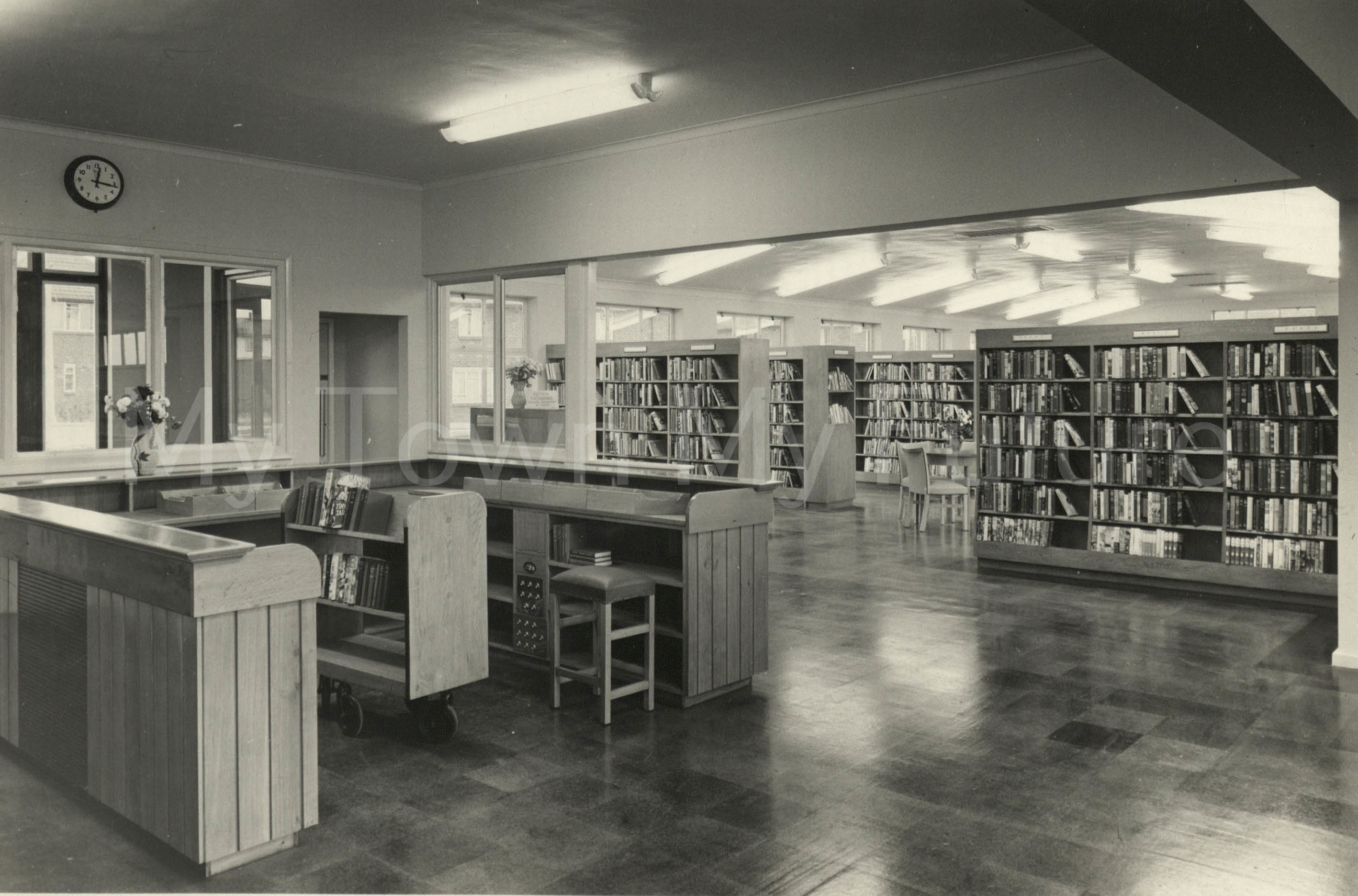 Thorntree Library.