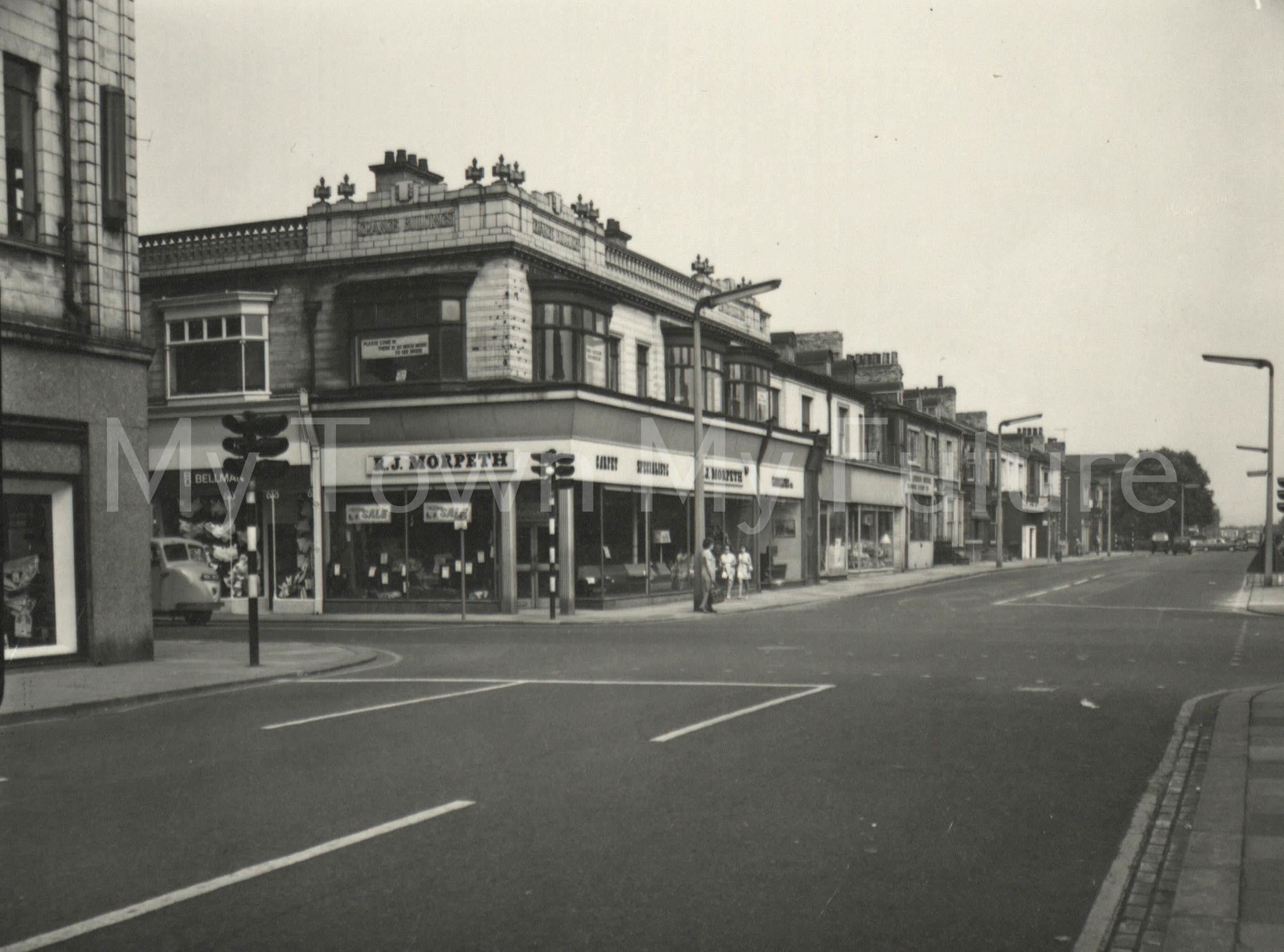 Linthorpe Road,Grange Road
