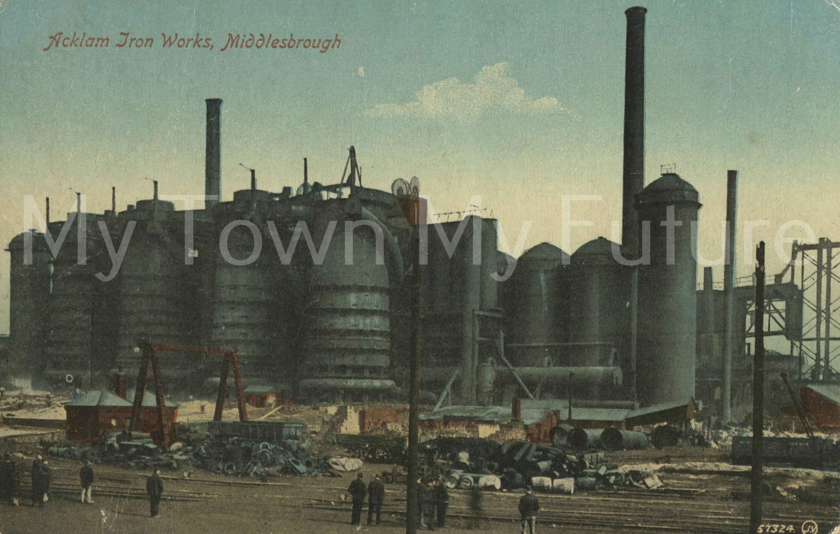 Acklam Iron Works