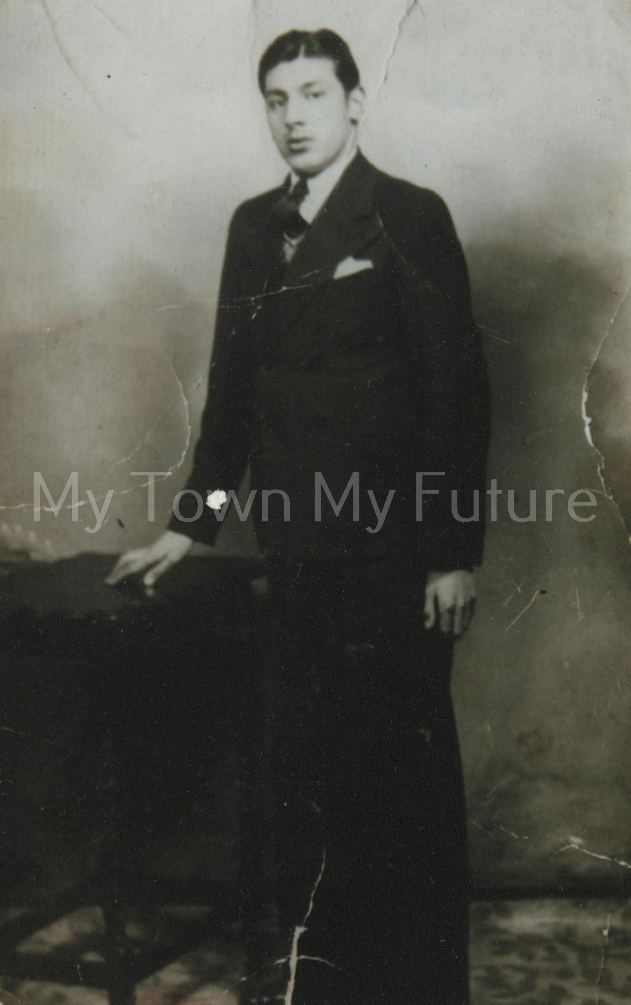 5707 Giovanni Yafano (1912)