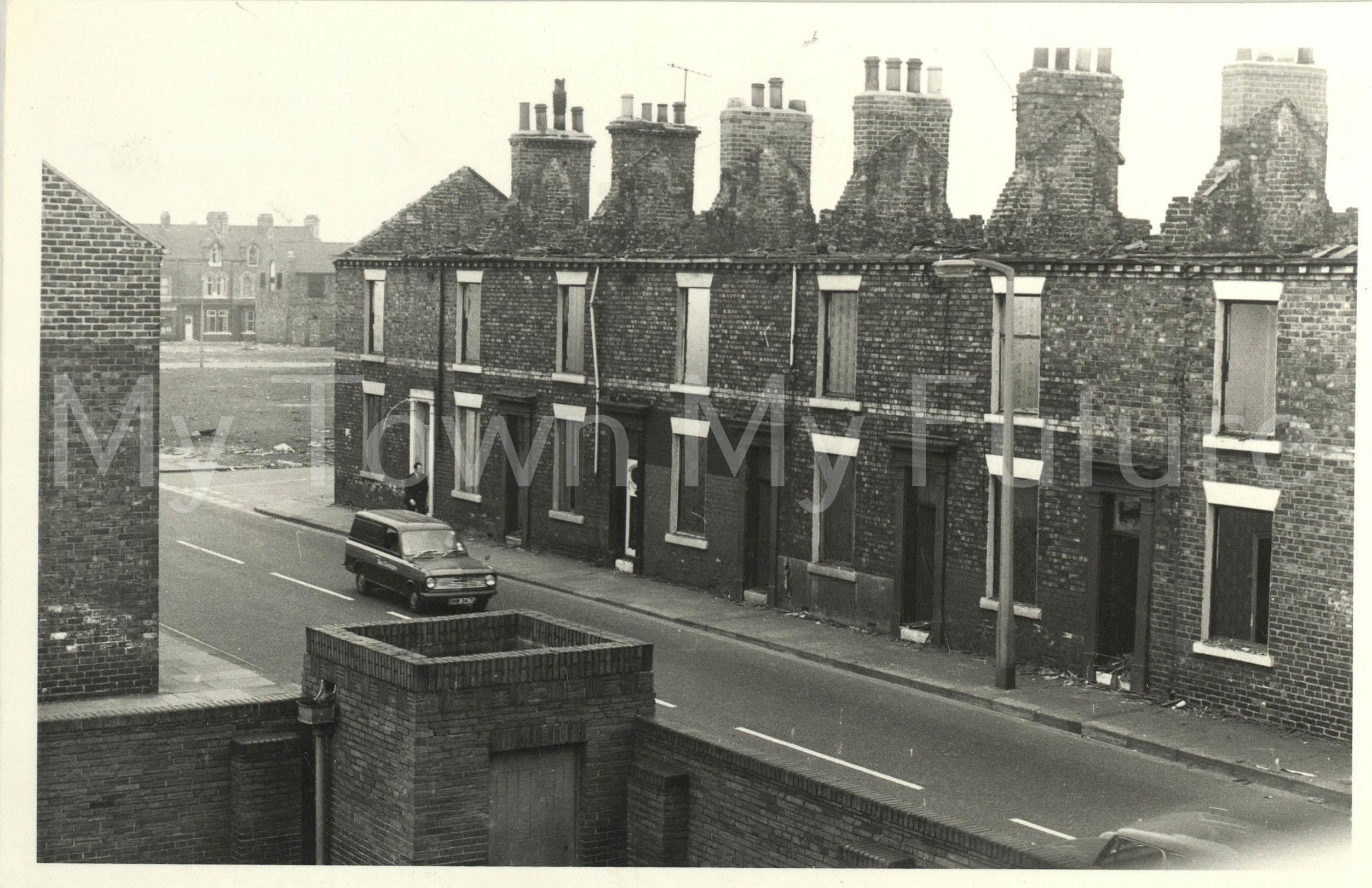 Union Street 1971
