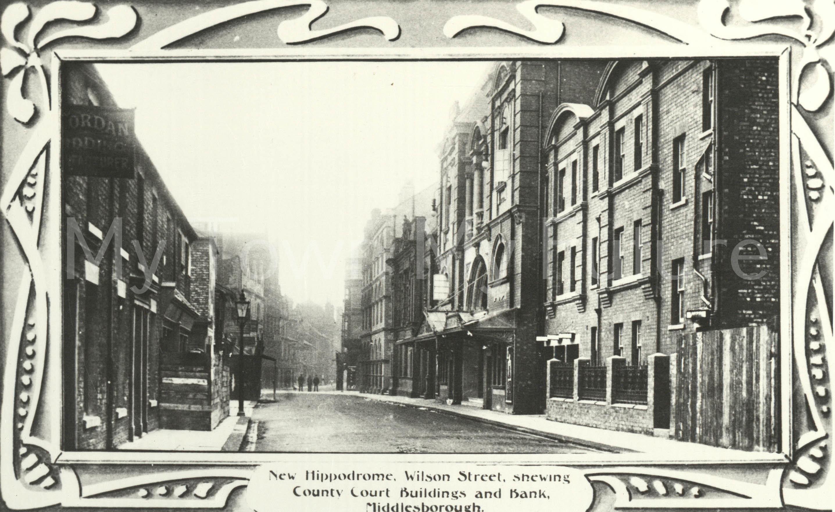 Wilson Street