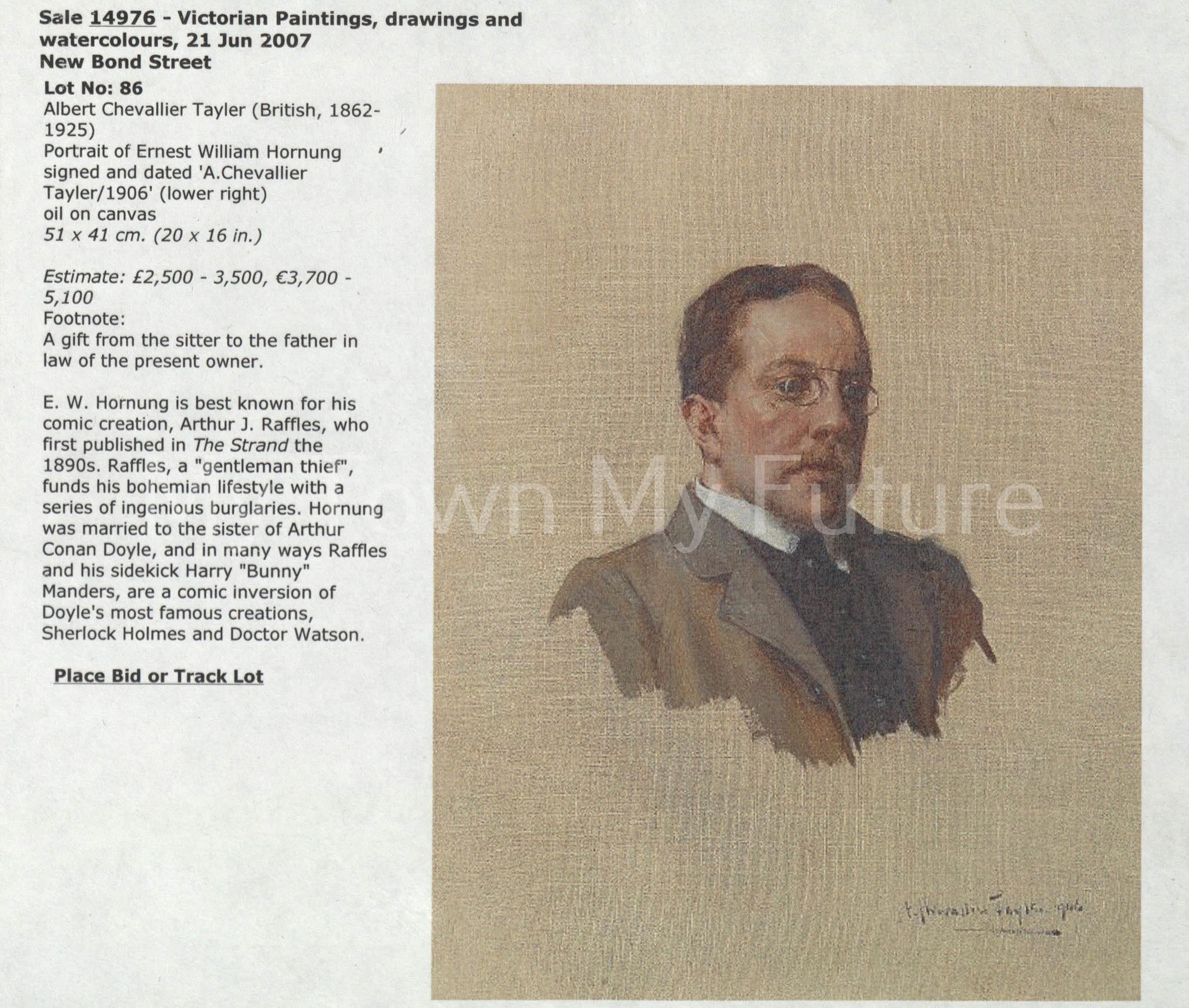Albert Chevallier Tayler