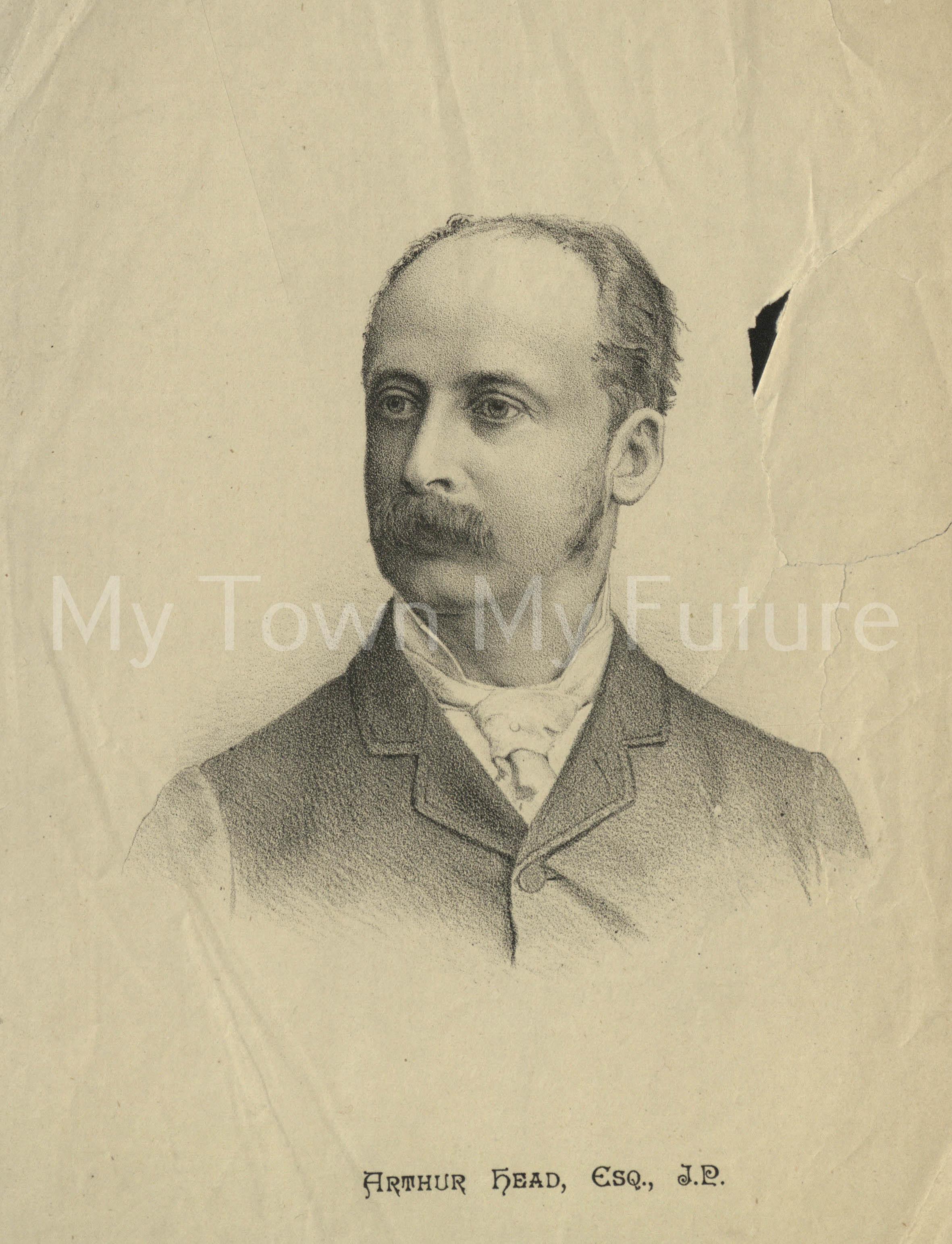 Arthur Head J.P
