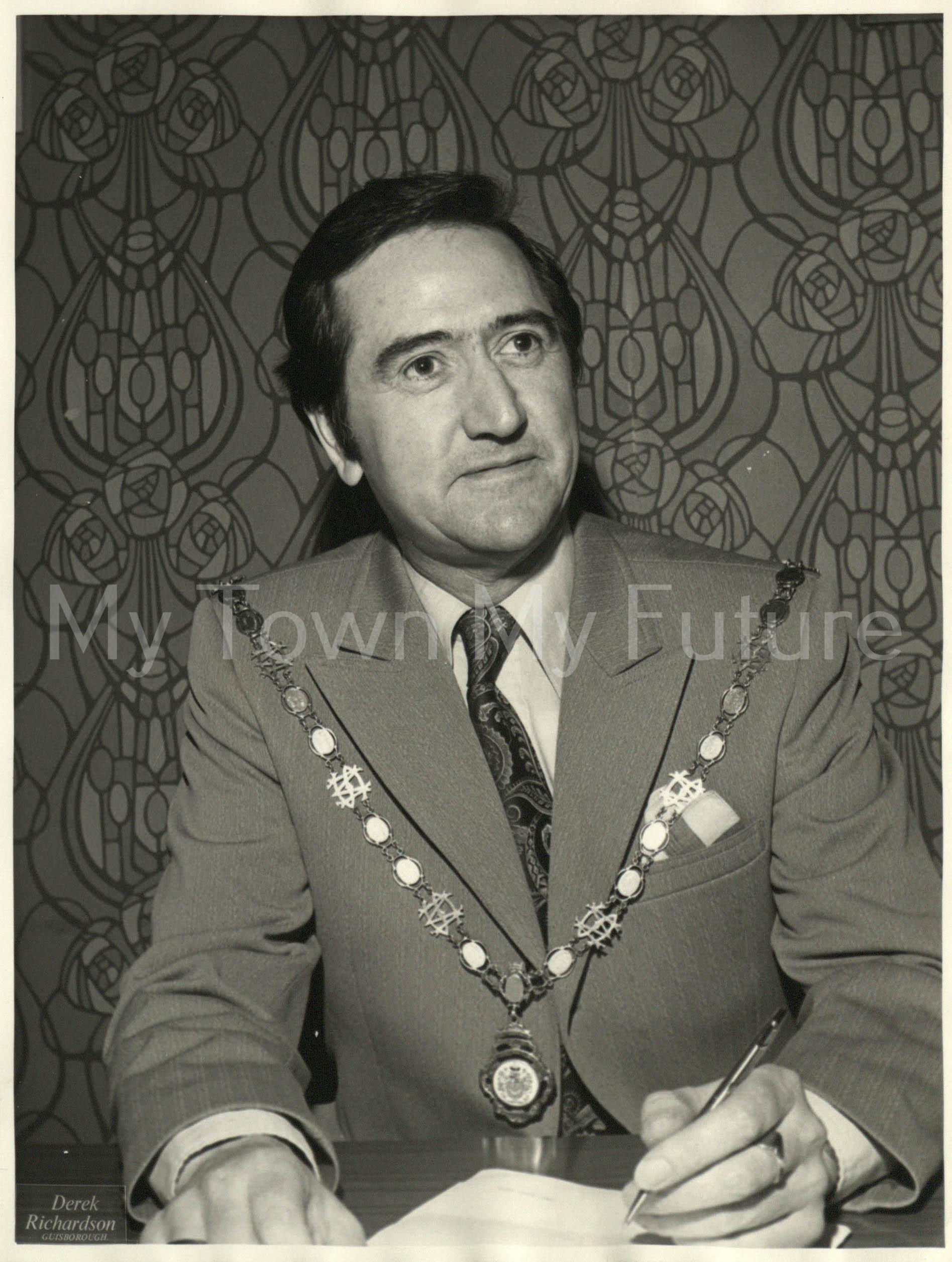 Councillor John Hesp