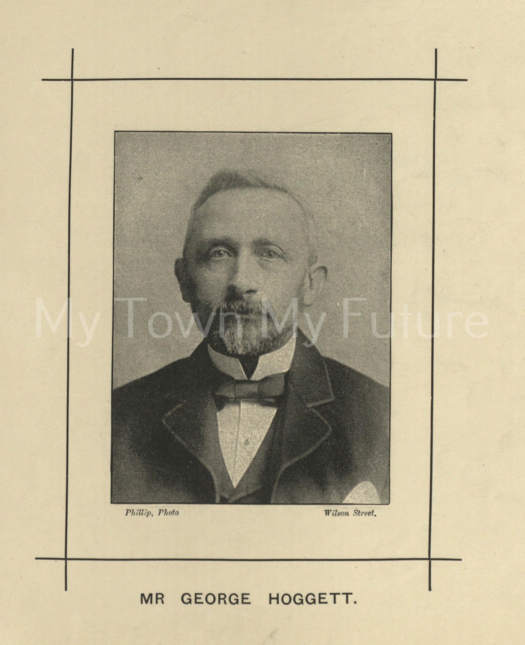 Mr George Hoggett