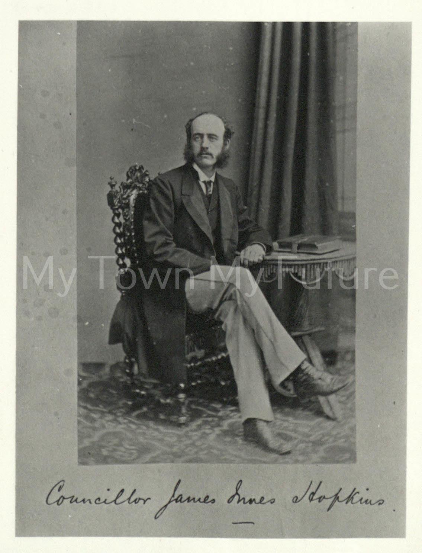 Councillor James Innes Hopkins