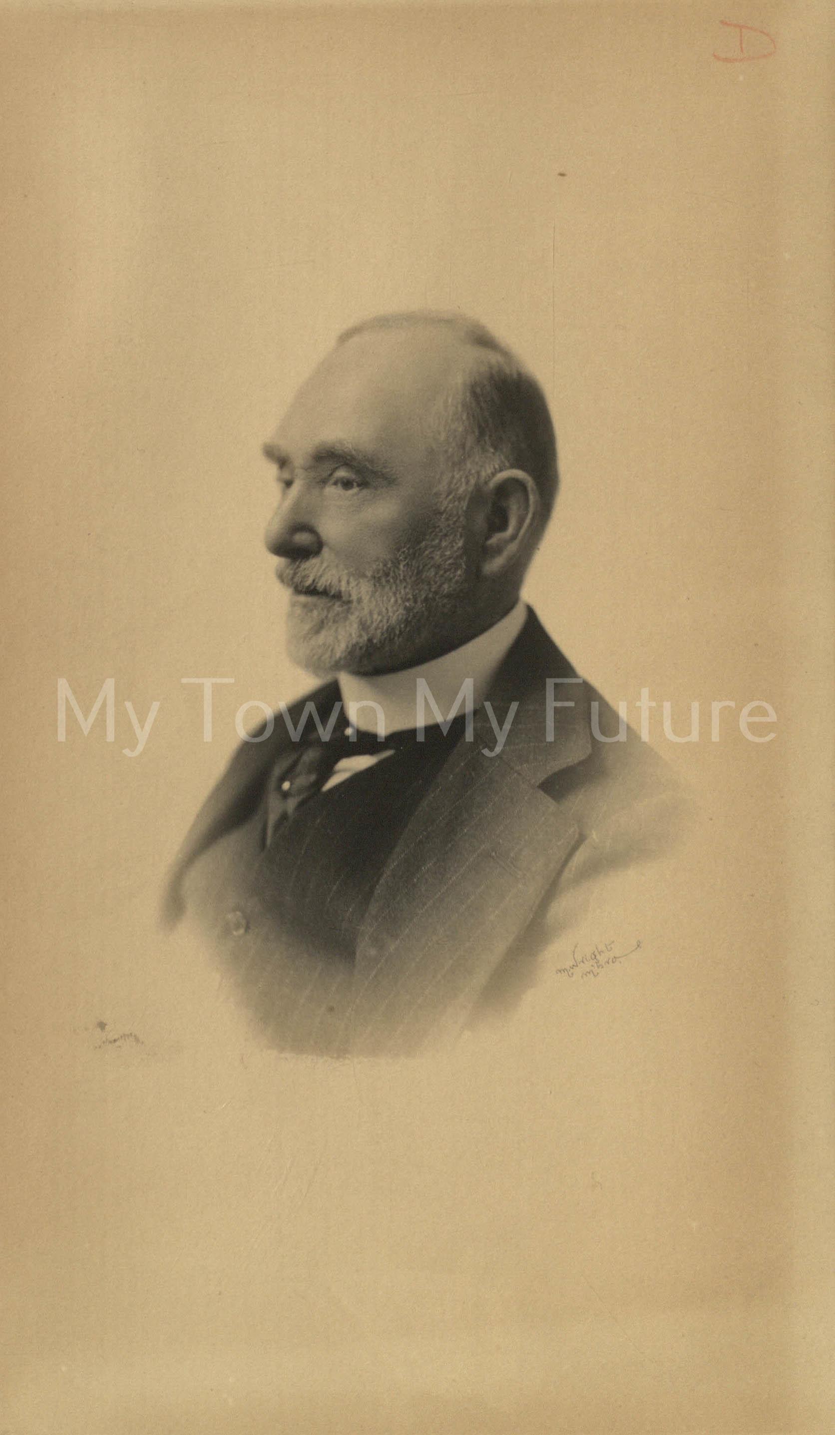 John Hedley M.D.,Mayor of Middlesbrough