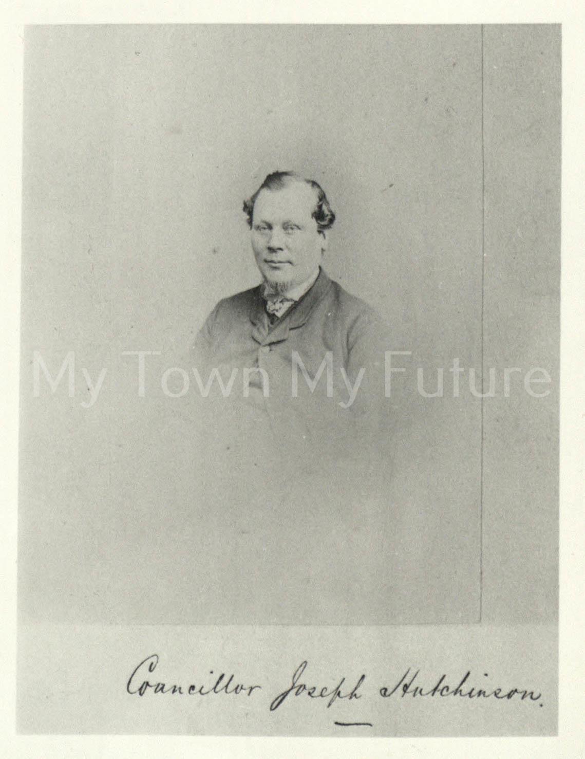 Councillor Joseph Hutchinson