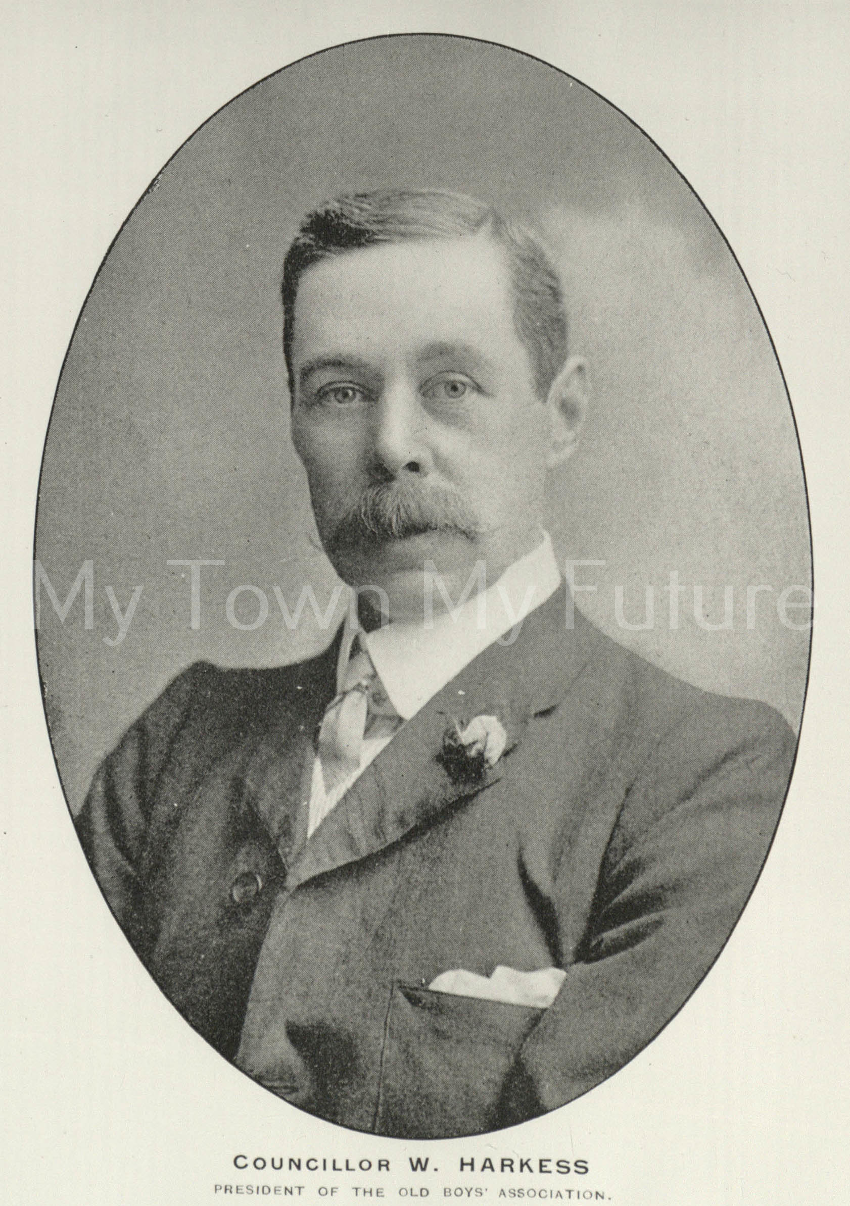 Councillor W.Harkess