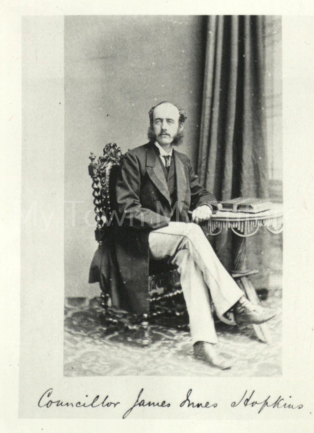 Councillor John Innes Hopkins