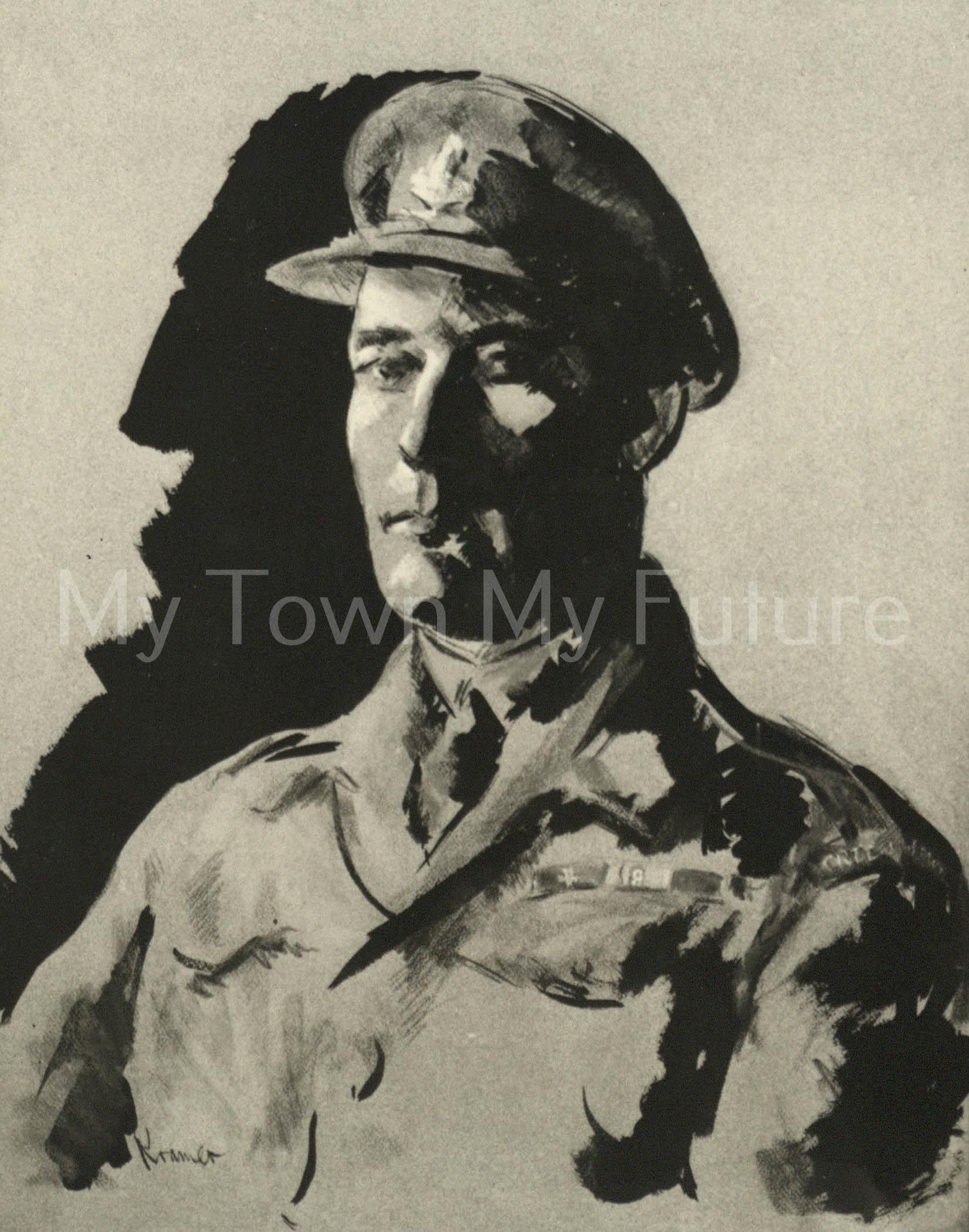 Sgt Major T.Hollis V.C.