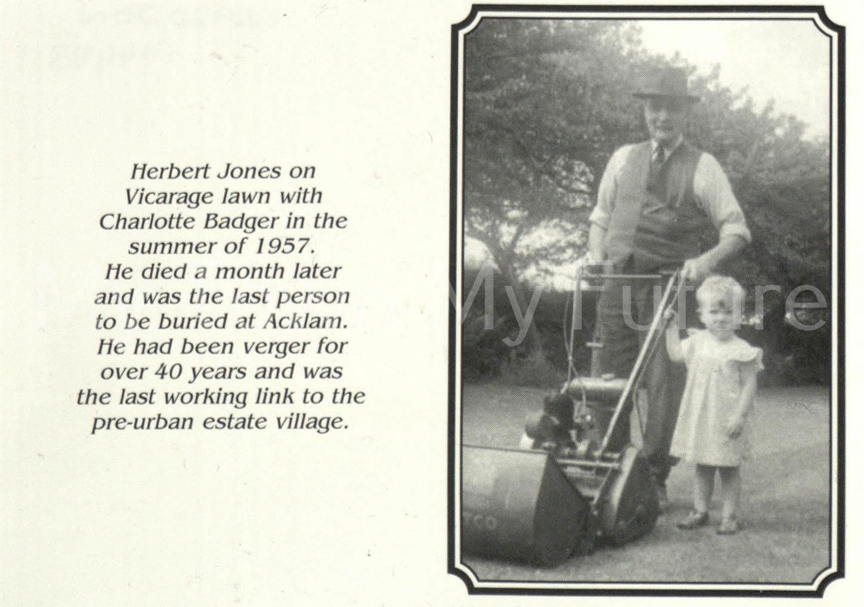 Herbert Jones,Charlotte Badger