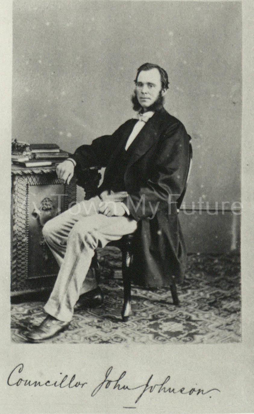 Councillor John Johnson
