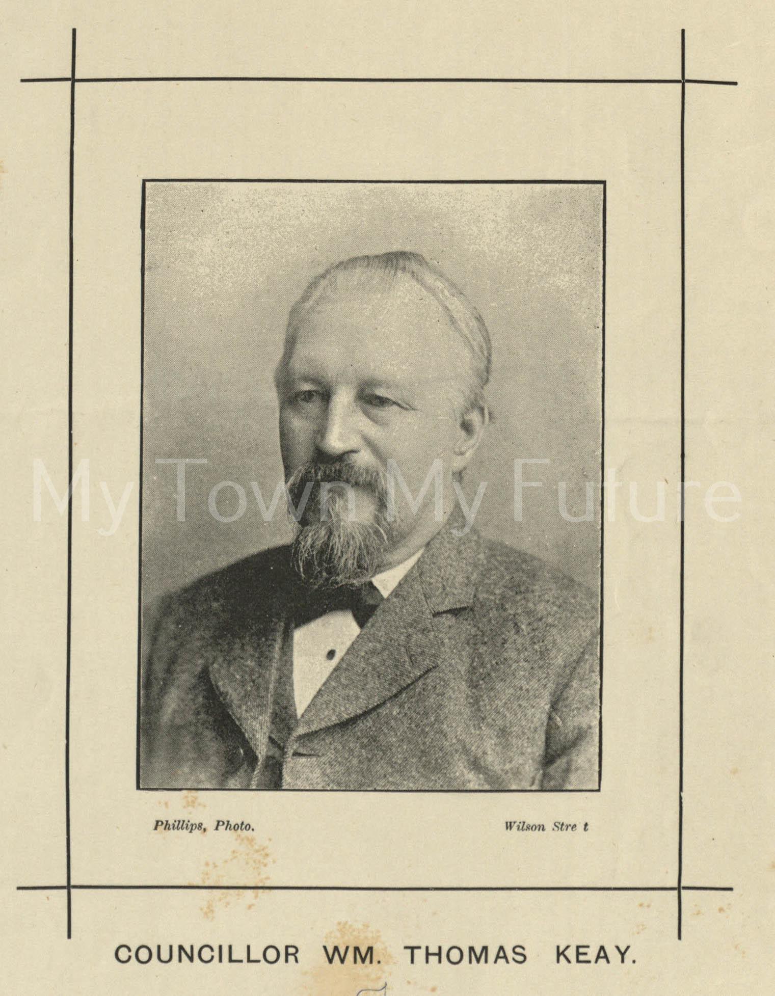 Councillor WM. Thomas Keay