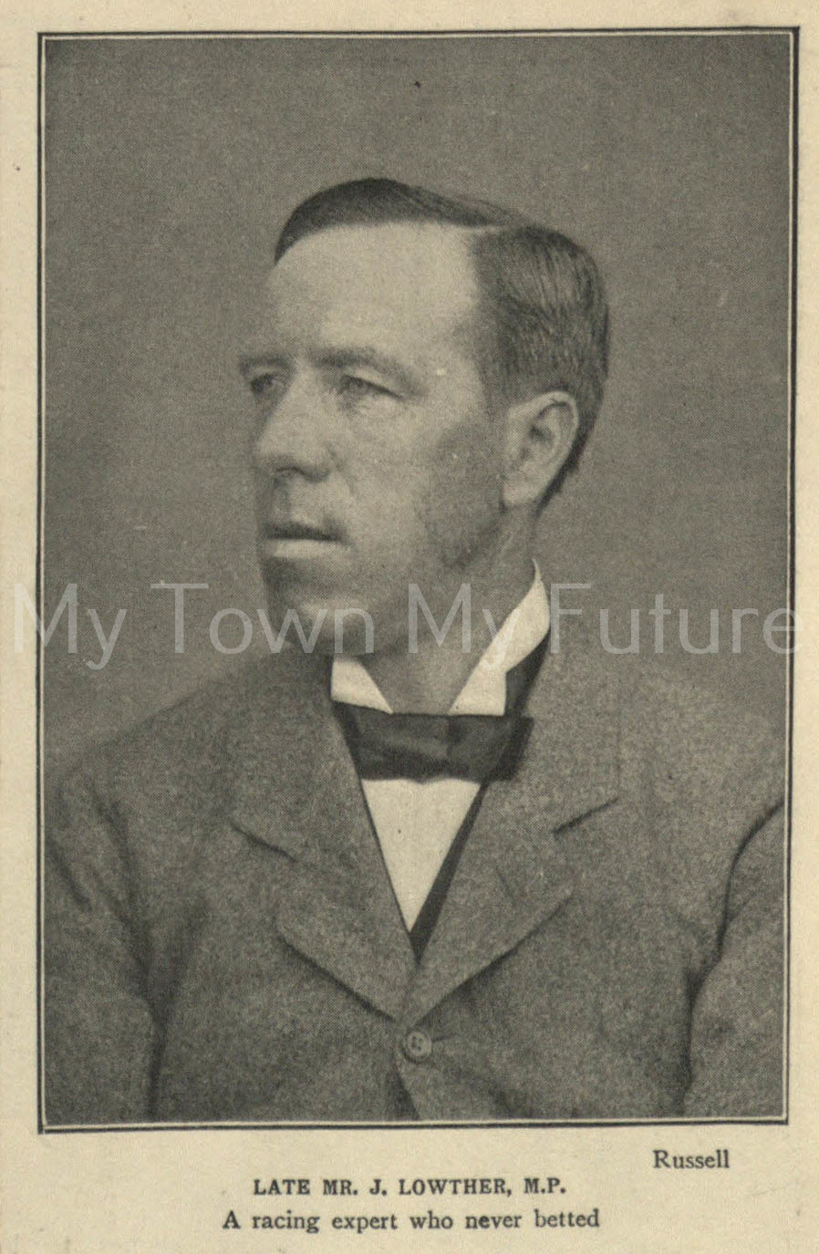 Mr J Lowther M.P.