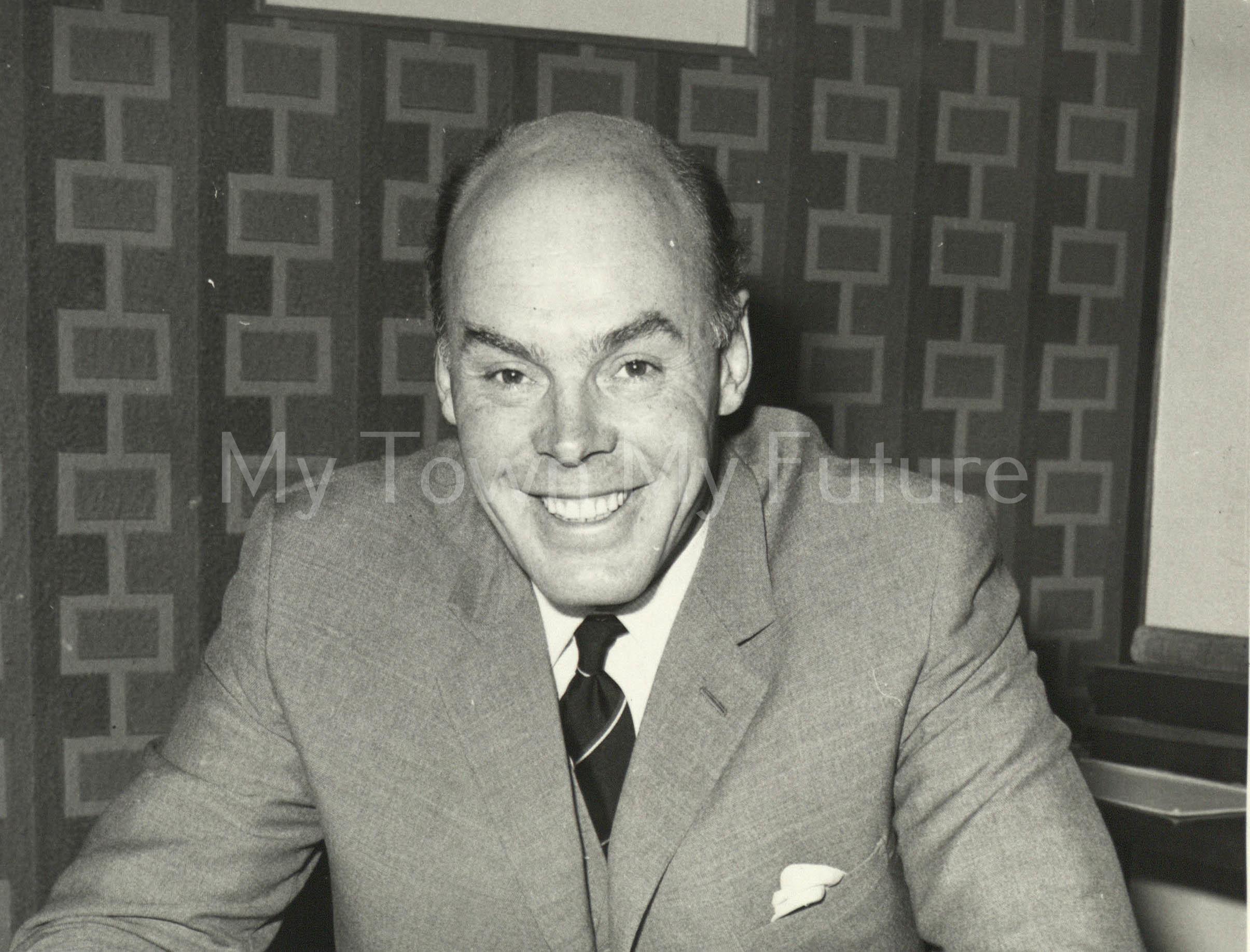 Nigel Moir_8 July 1966_Industrial Pictorial Services