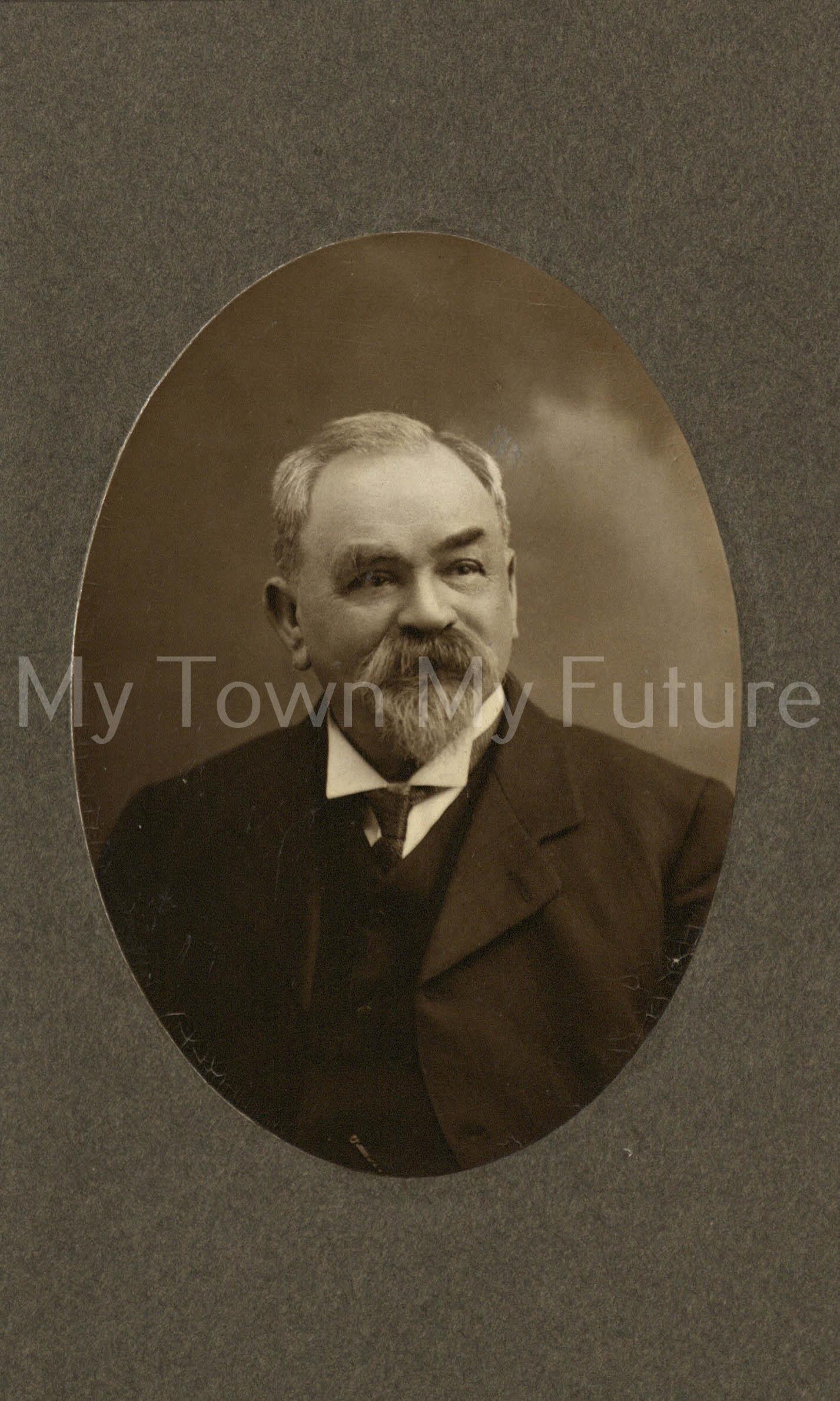 Alderman Joseph McLauchlan