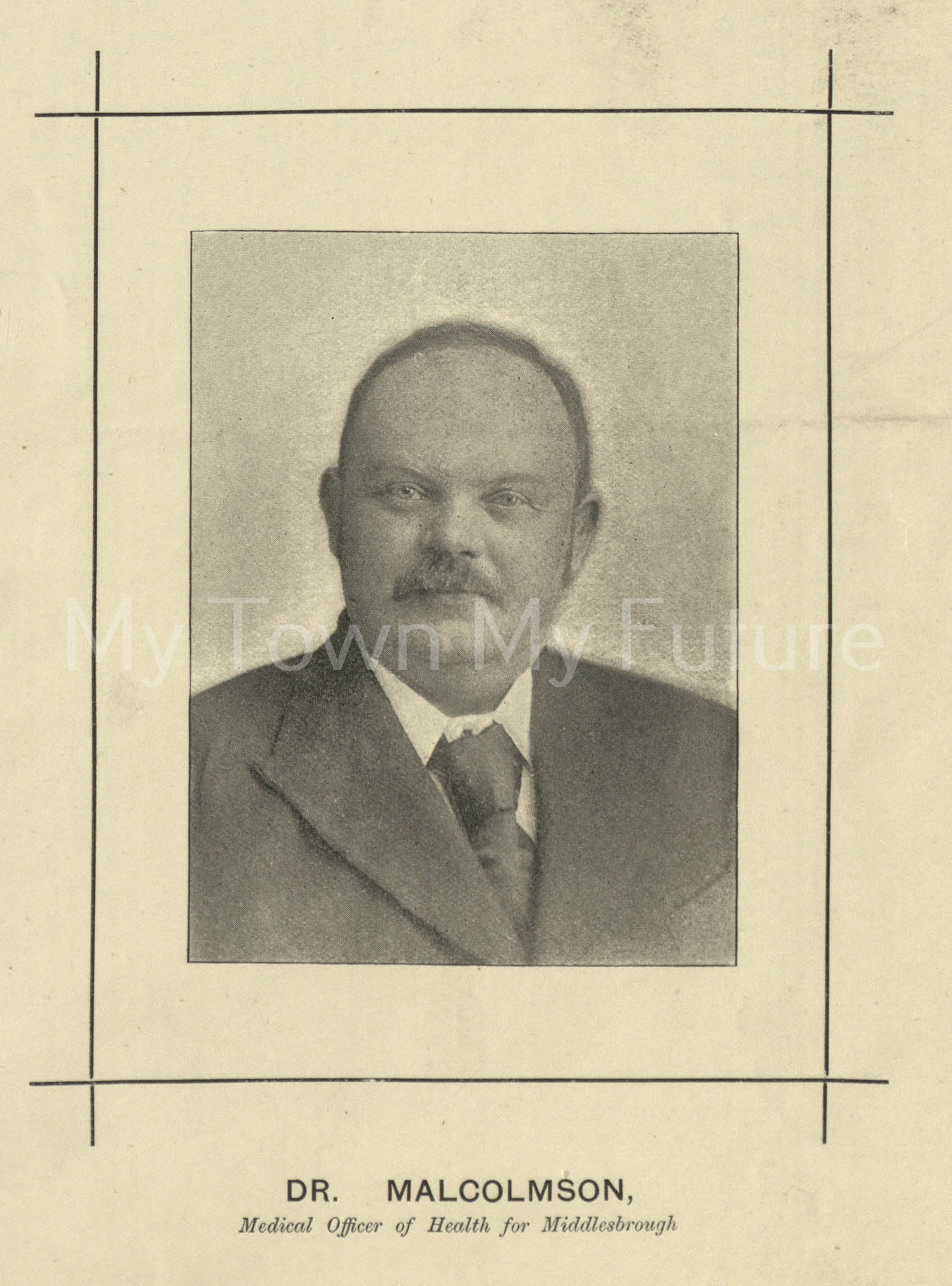 Dr John Andrew Malcolmson_27th April 1895_North Eastern Weekly Gazette