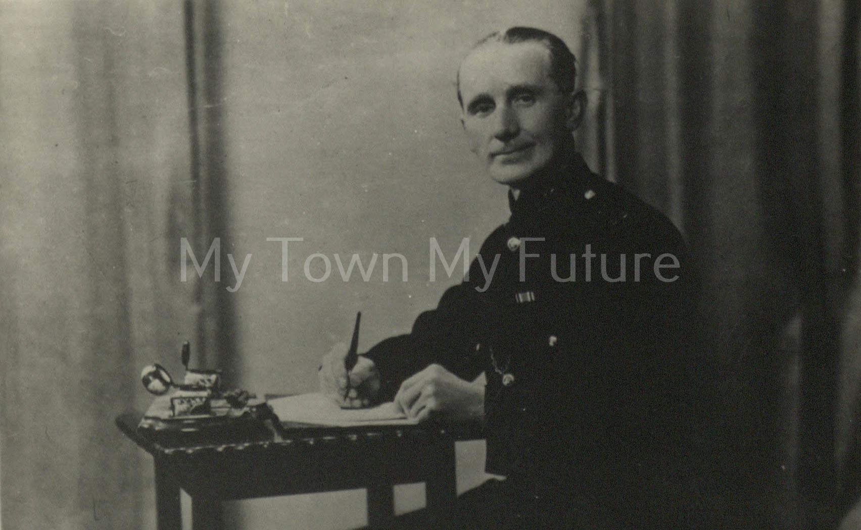 Alfred John Metcalfe