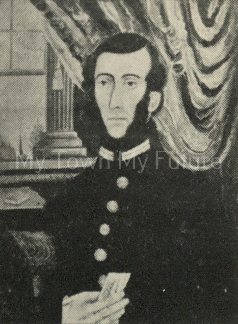 John Metcalfe Railway Policeman_1846