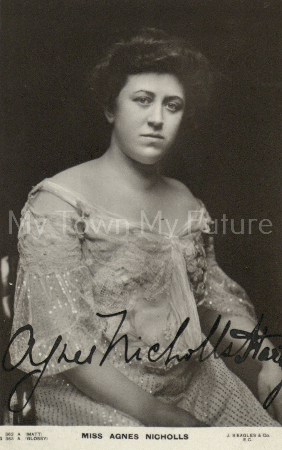Agnes Nicholls