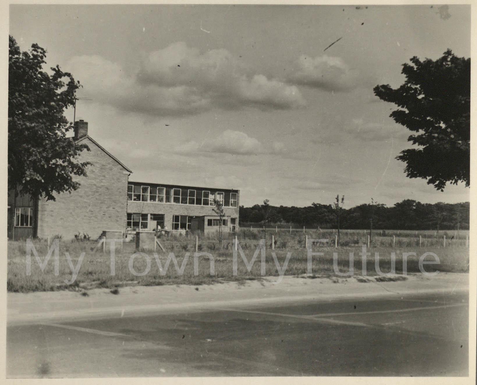 Prissick Base Middlesbrough High School