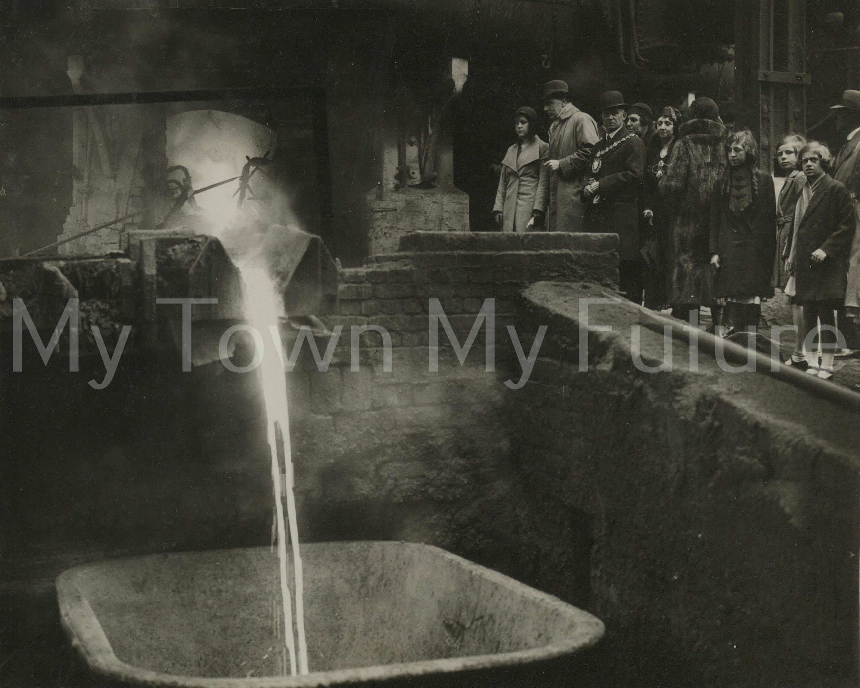 Acklam Iron Works Blast Furnaces