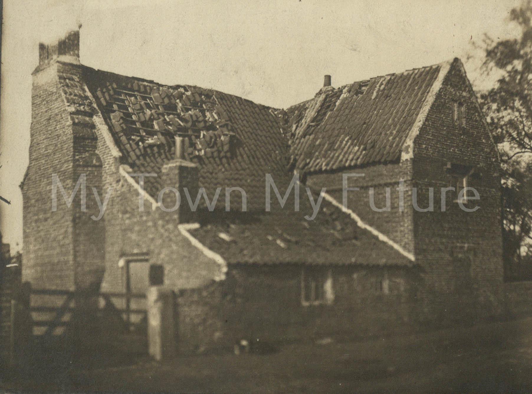 Old Gate Farm, Kensington Road, Middlesbrough - Middlesbrough Public Libraries