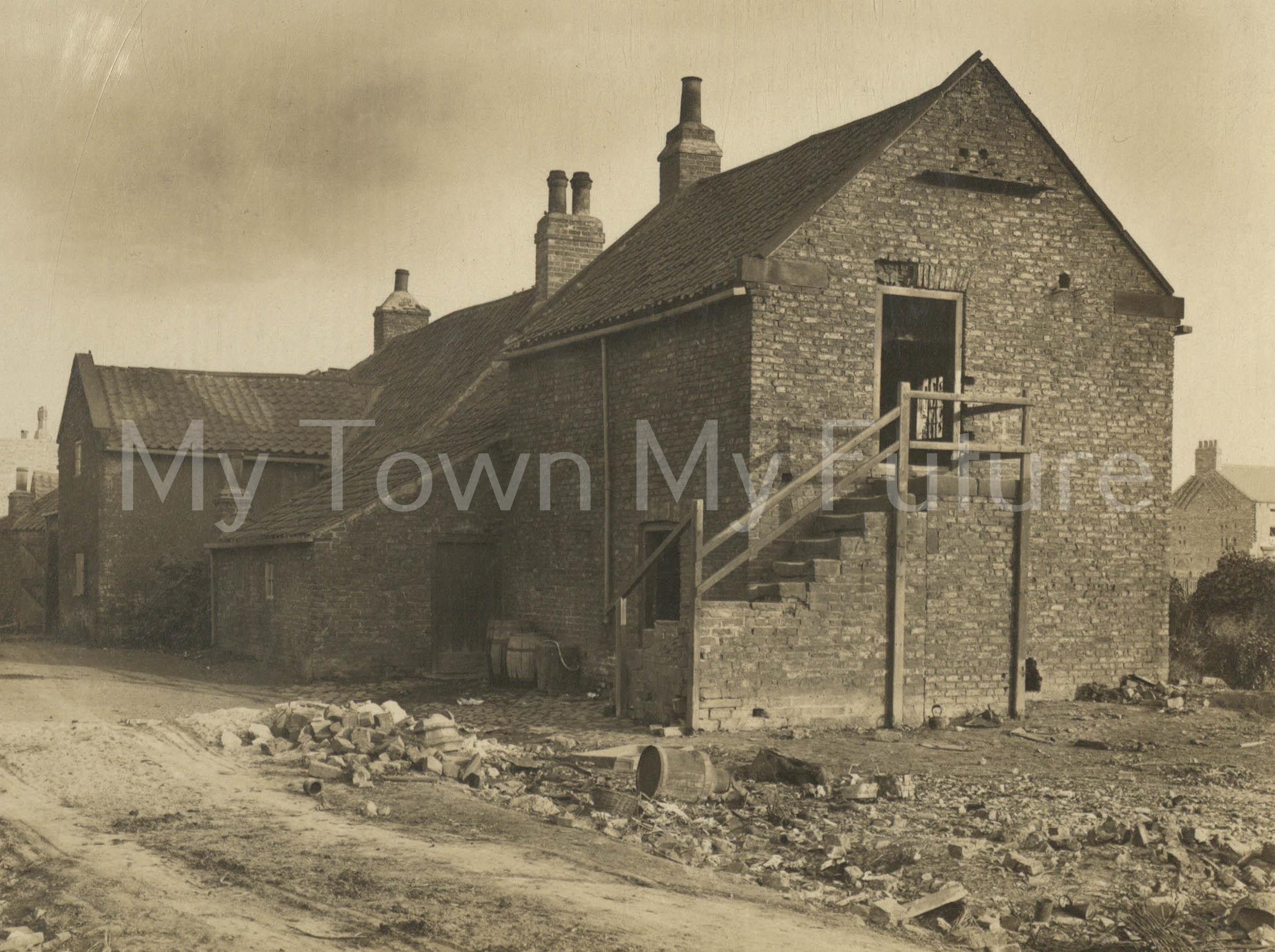 Old Gate Farm Kensington Road - Middlesbrough Public Libraries