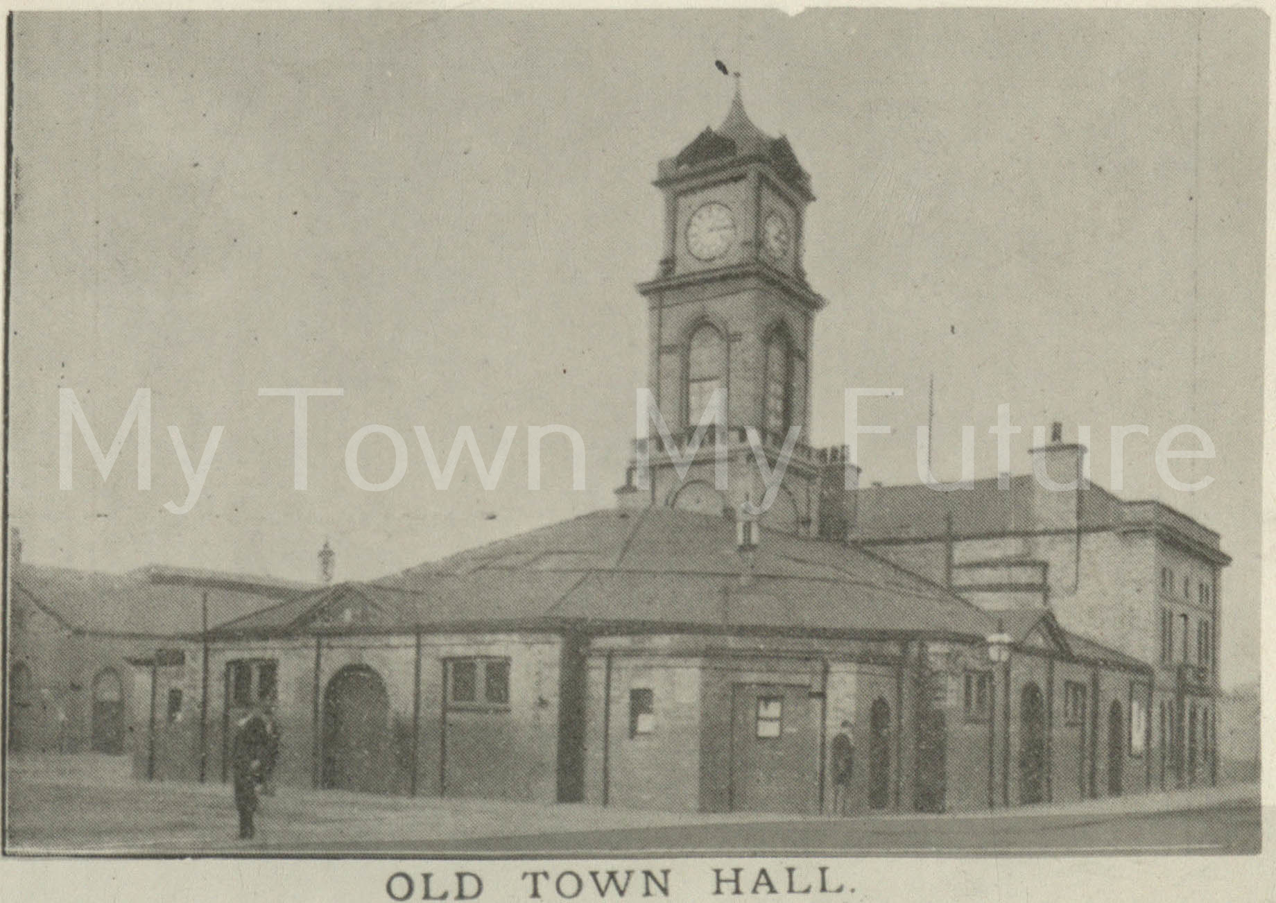 Old Town Hall (Building completed September 1846)